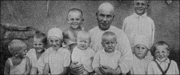 семья ферапонта на фото