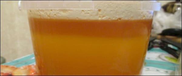 гигроскопичность меда нарушена