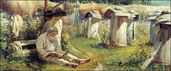 пчеловодство в древней руси