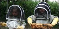 пчеловод ребенок
