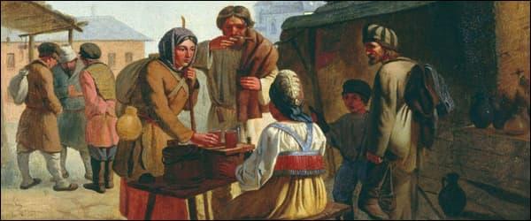 Медовуха на Руси