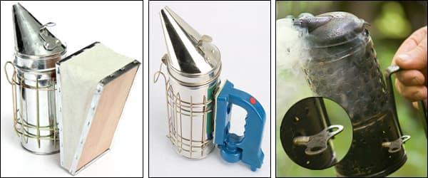 разновидности дымарей