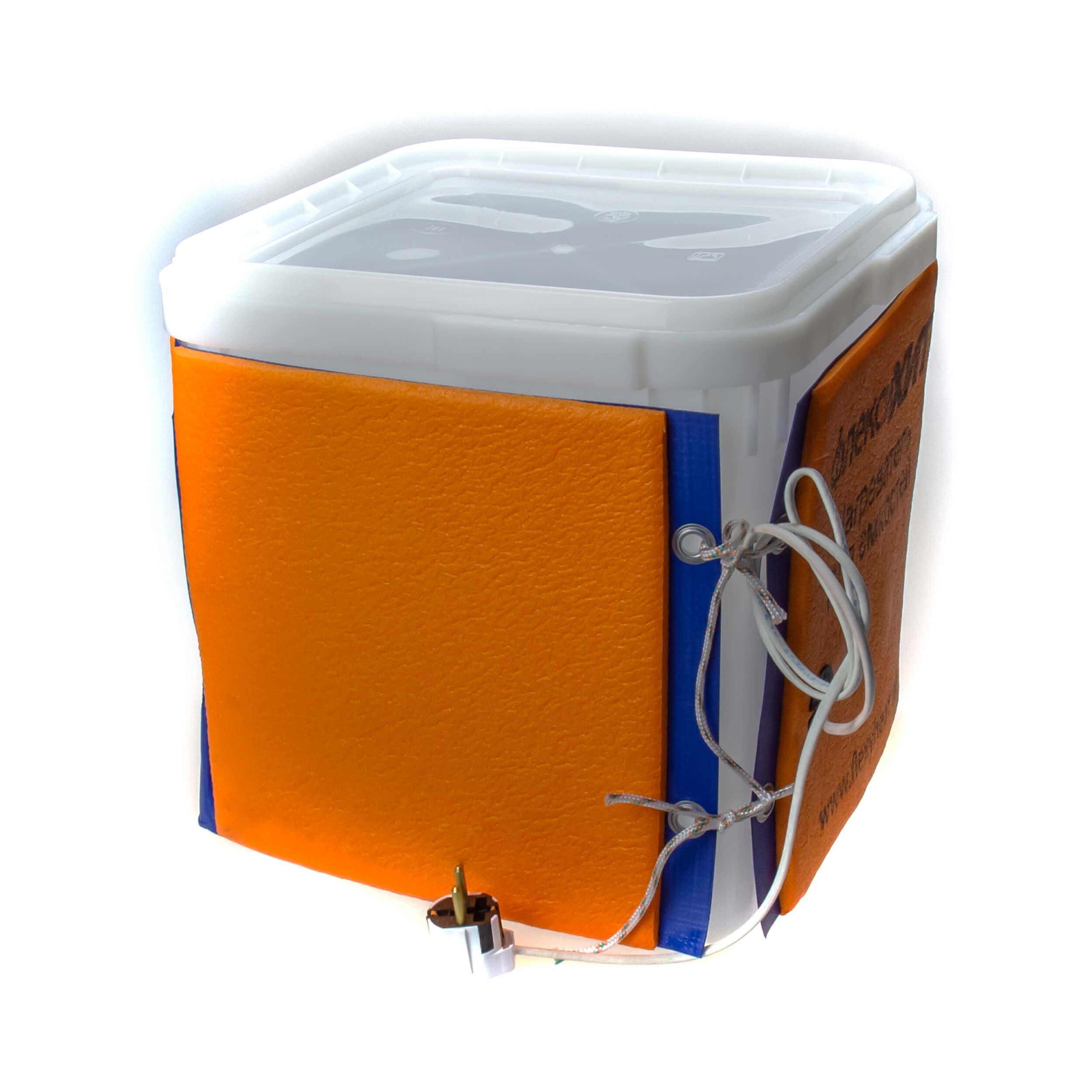 Декристаллизатор меда на кубитейнер (220B) фото