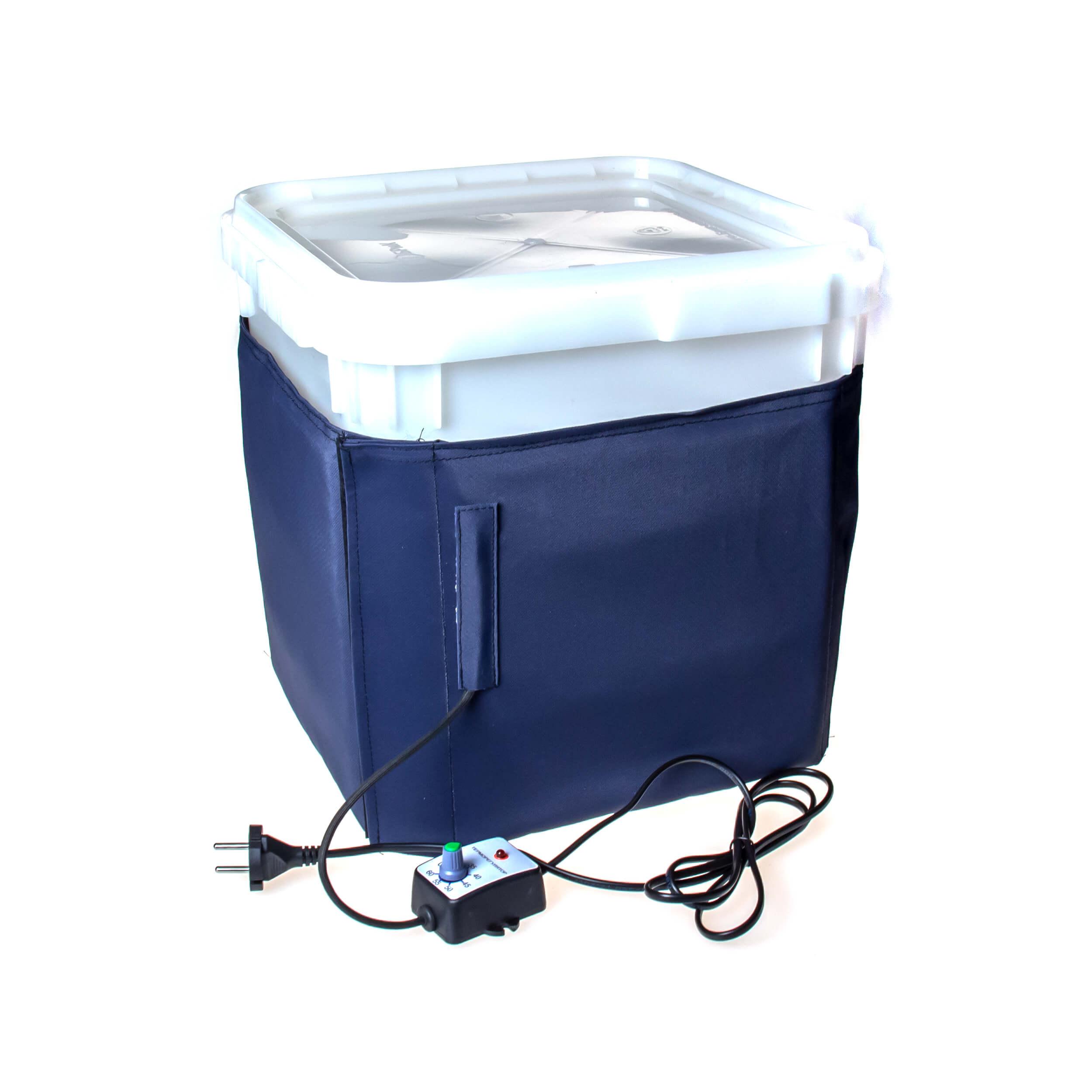 """Декристаллизатор меда на кубитейнер с регулятором температуры """"ДМК-220"""" (220B) фото"""