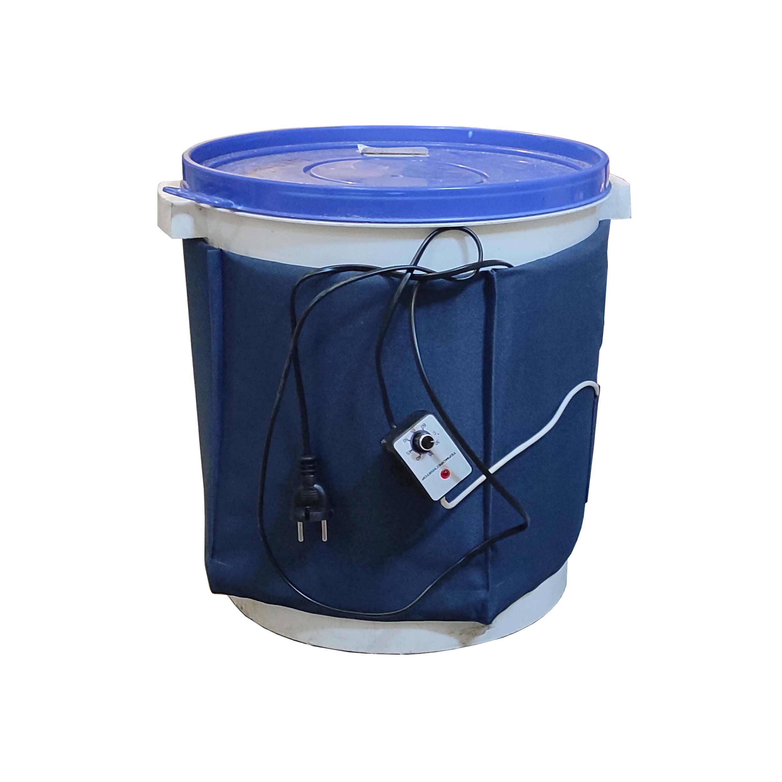 "Декристаллизатор меда на ведро с регулятором температуры ""ДМВ-20-220"" (220B) фото"