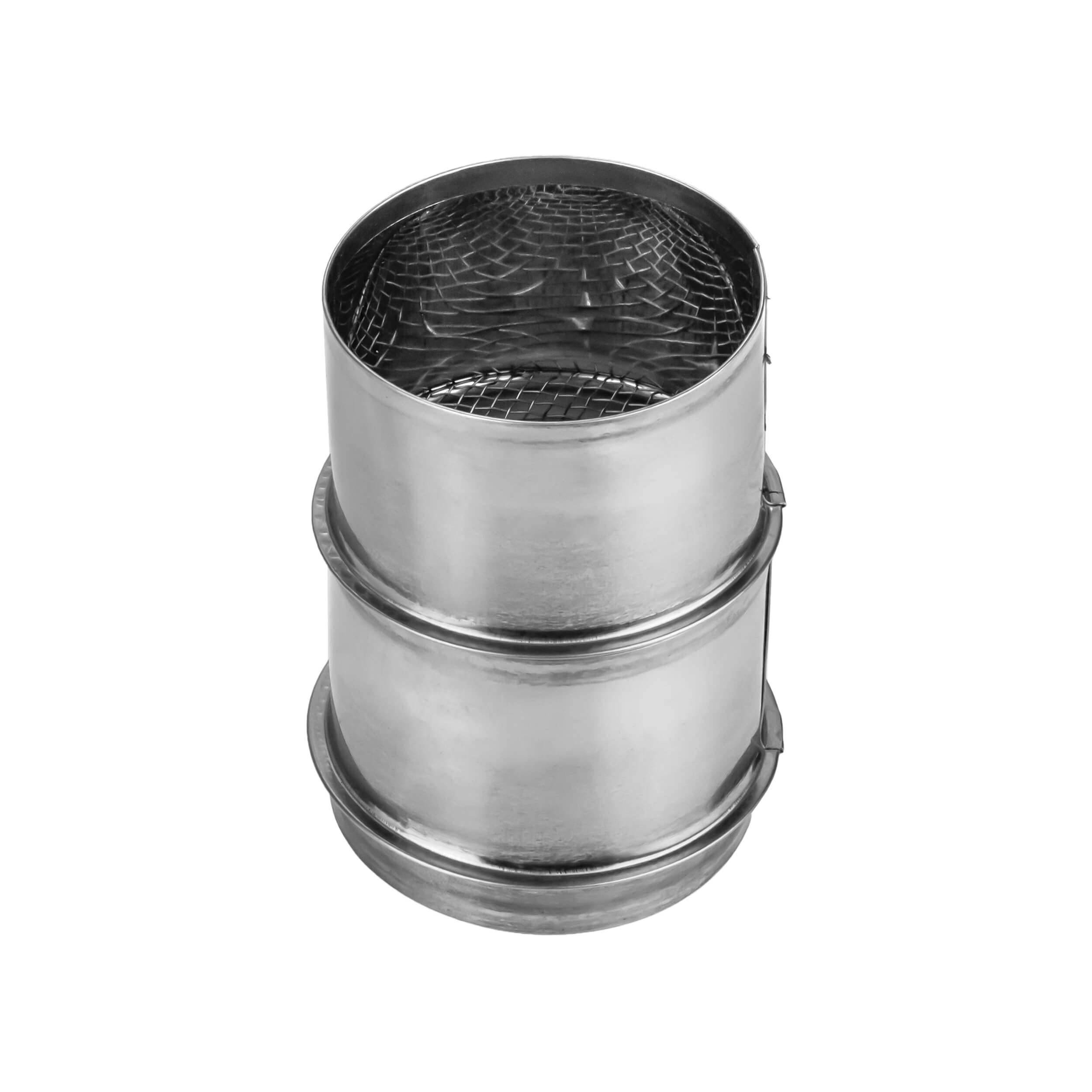 Фильтр для меда на банку (D66 мм, нержавейка) фото
