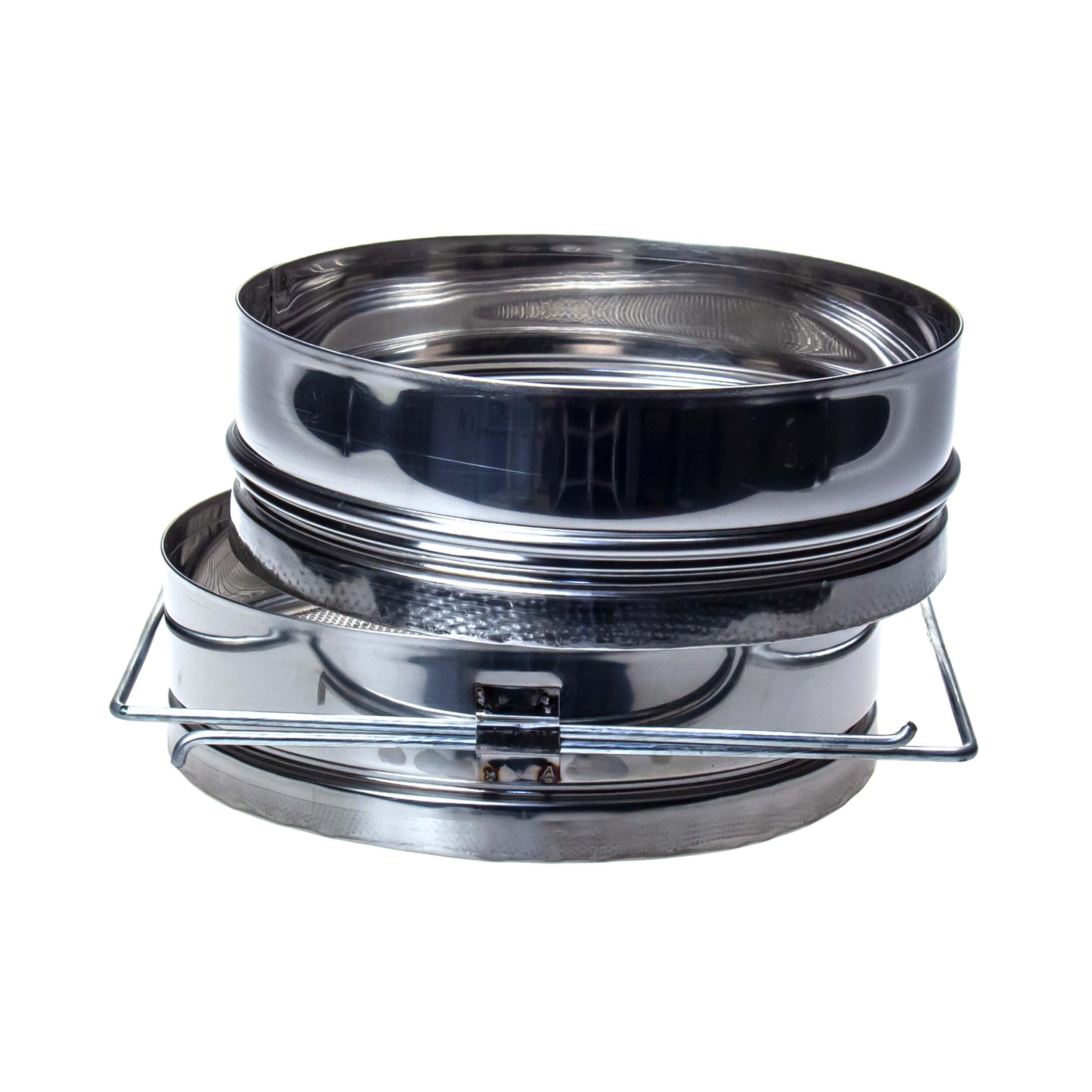 Фильтр для меда (D200 мм, нержавейка) фото