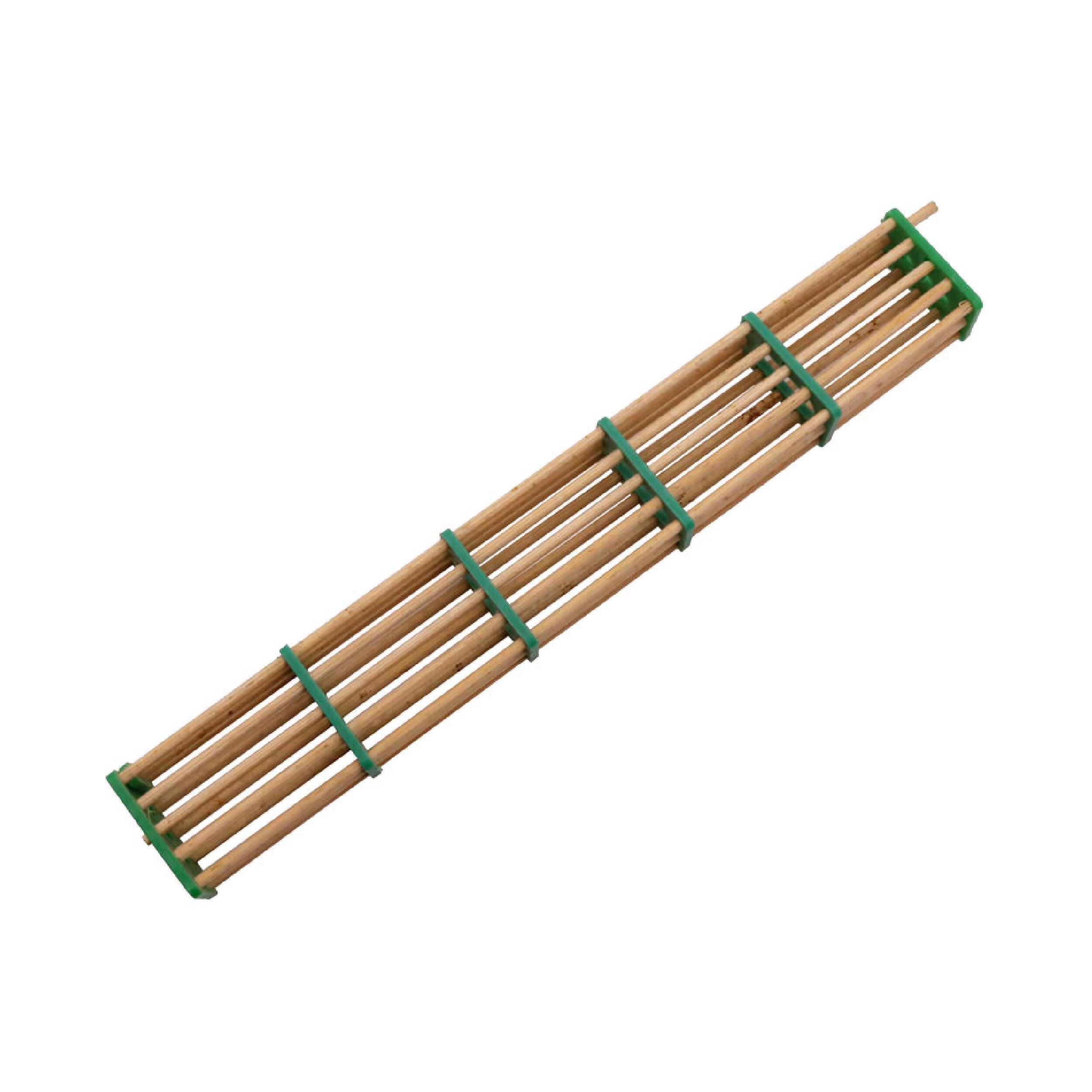 Клеточка для матки деревянная (бамбук, 5 секций) фото