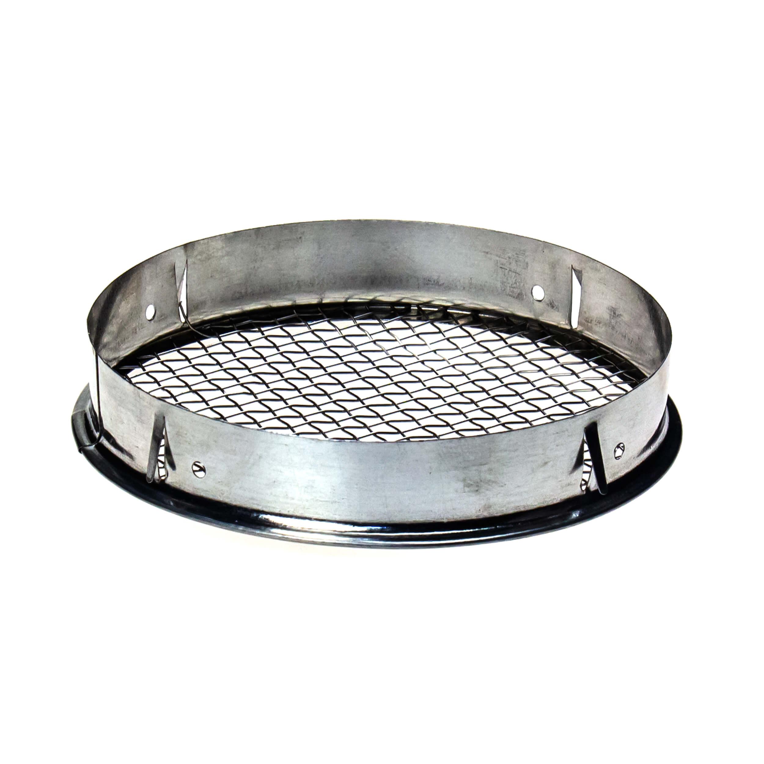 Колпачок D-117 маточный круглый (оцинковка) фото