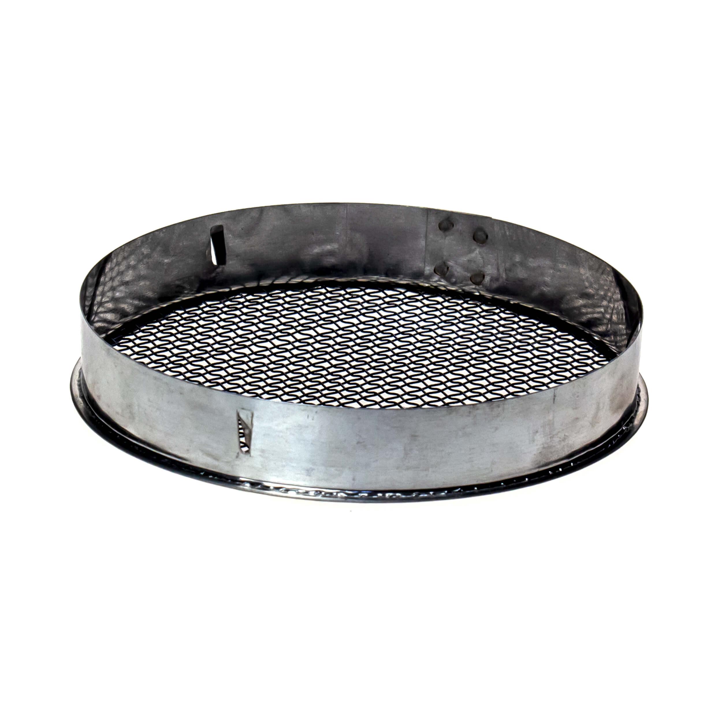 Колпачок D-123 маточный круглый (оцинковка) фото