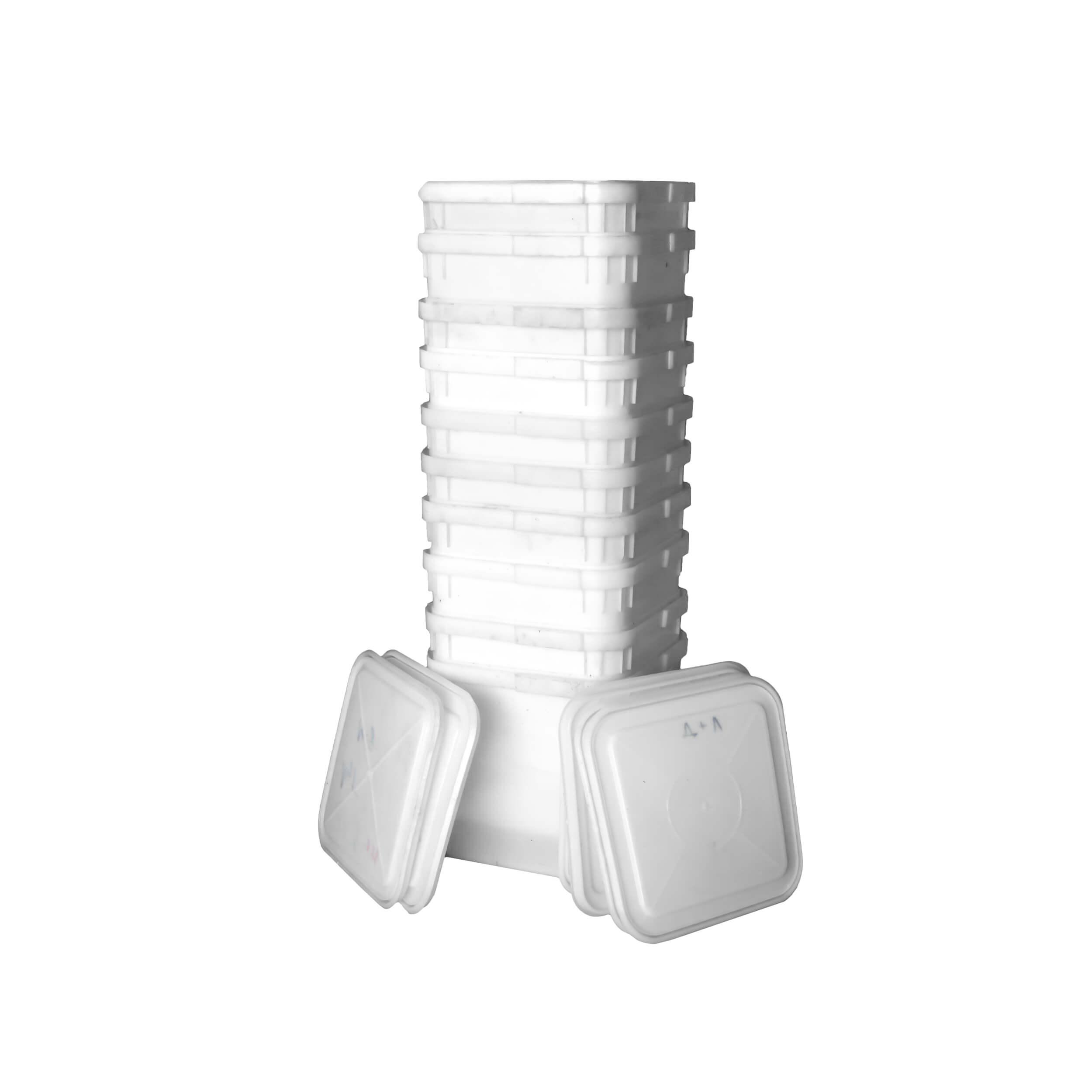 Куботейнер для меда б/у (23 л, в упаковке 10 штук) фото