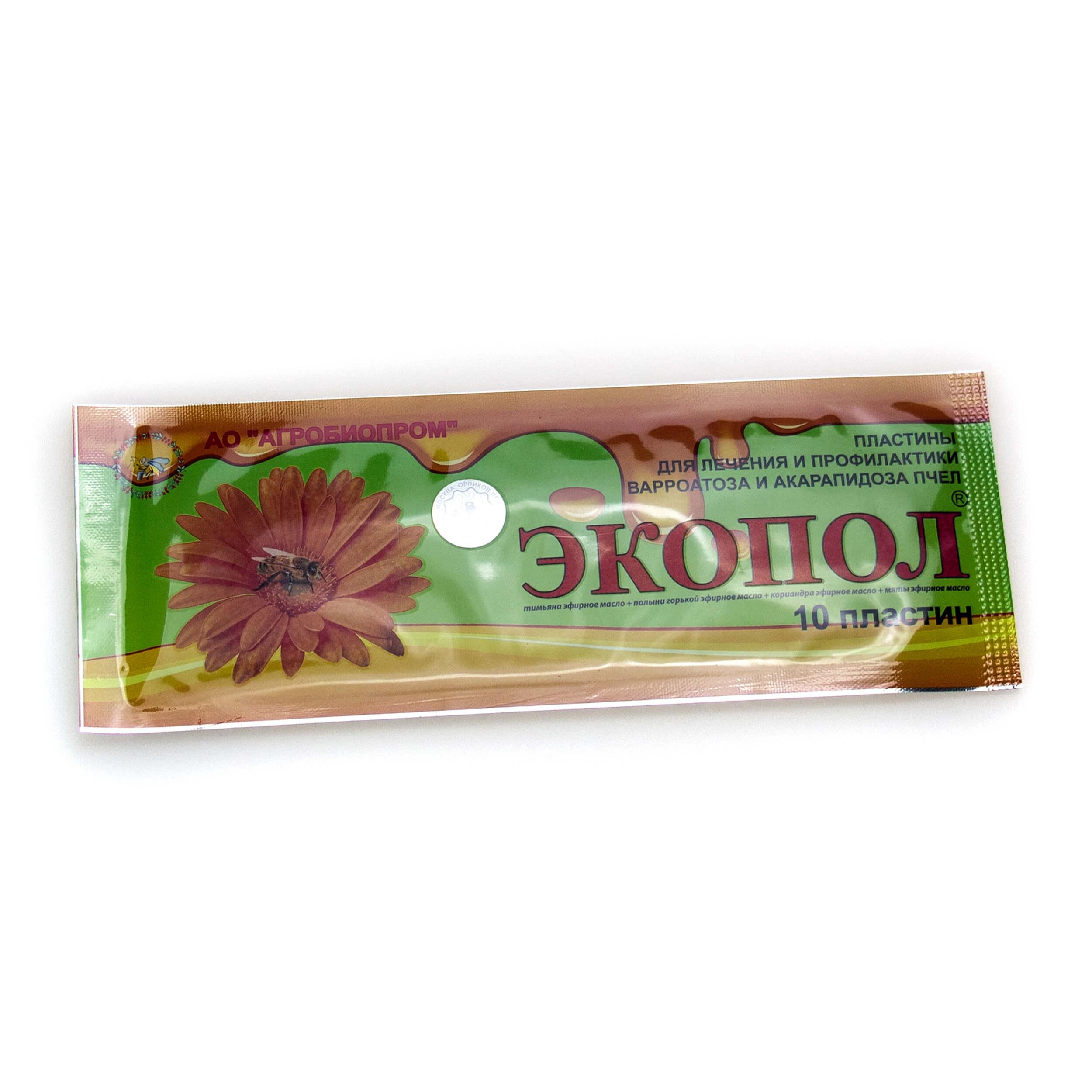 ЭкоПол (Полоски, 10 штук) фото