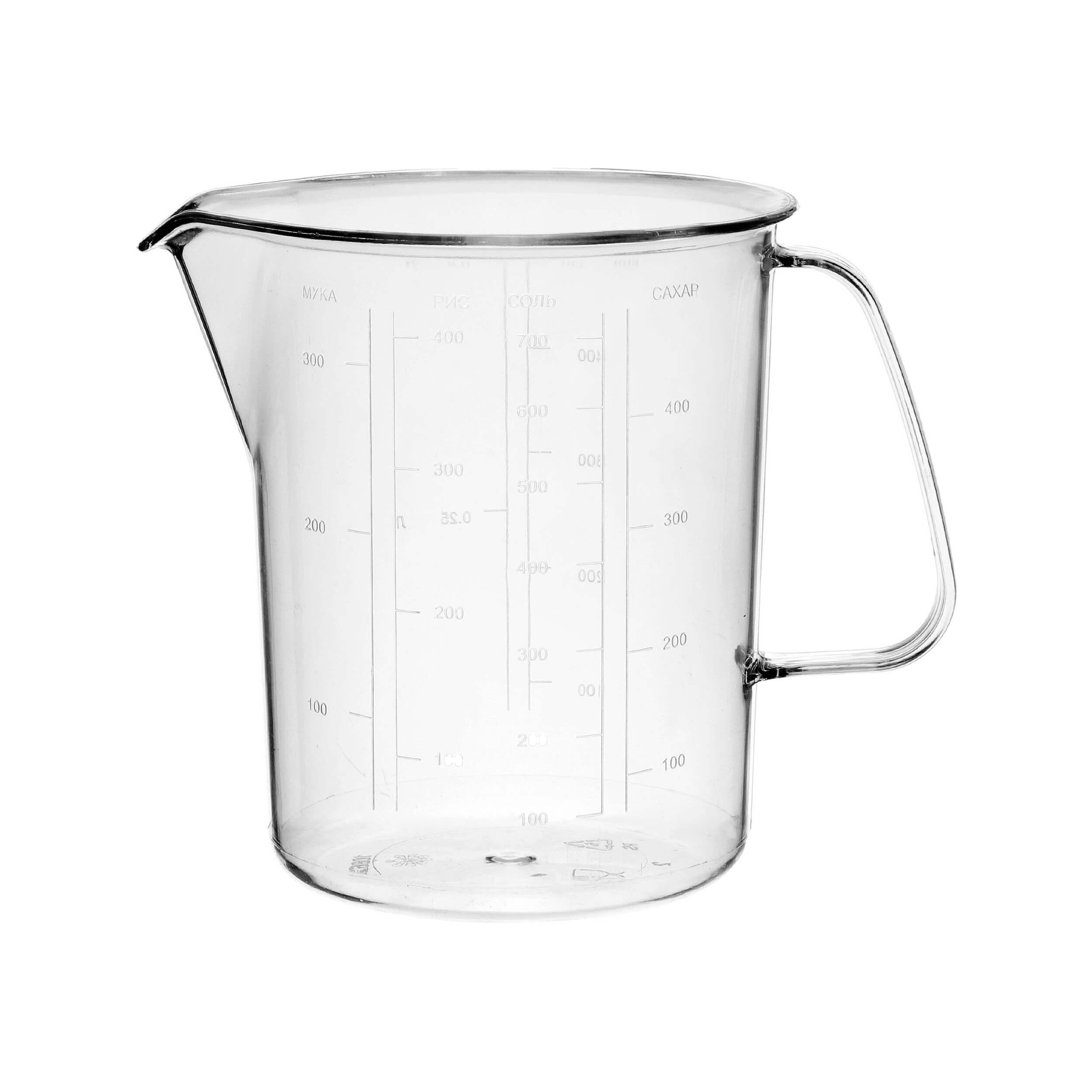 Мерная кружка (1 литр) фото