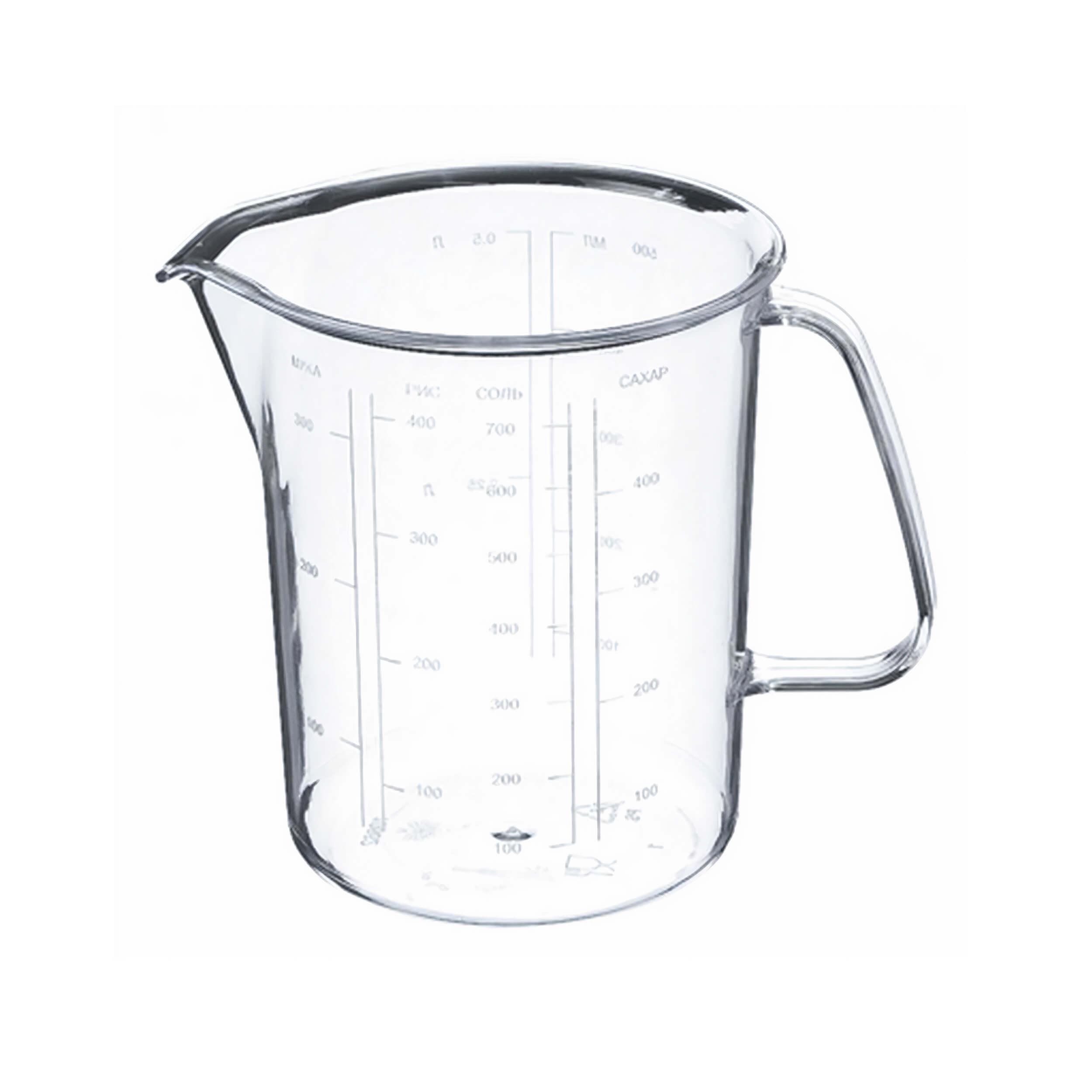 Мерная кружка (0.5 литра) фото