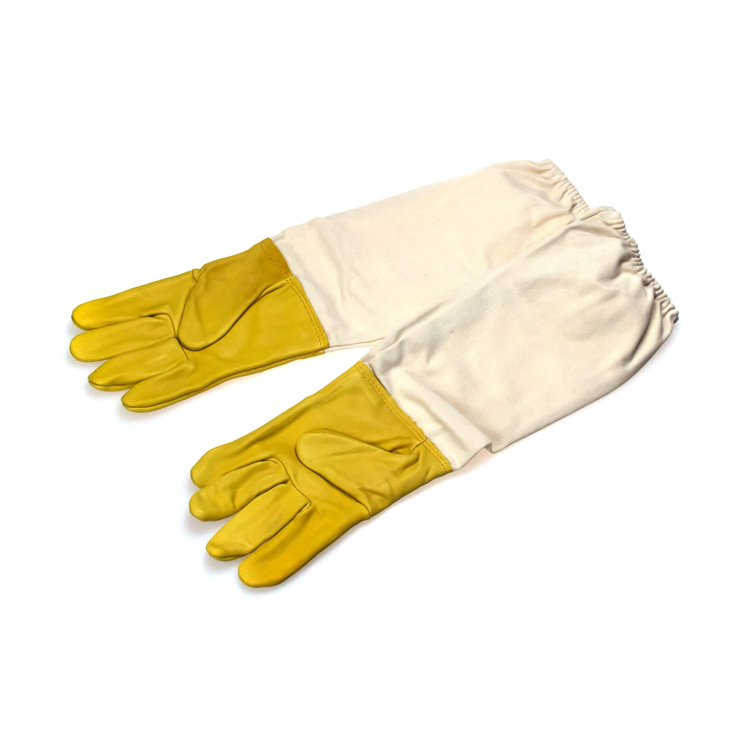 "Перчатки пчеловода ""Api Rugged Leather"" (XL - 11 размер) фото"