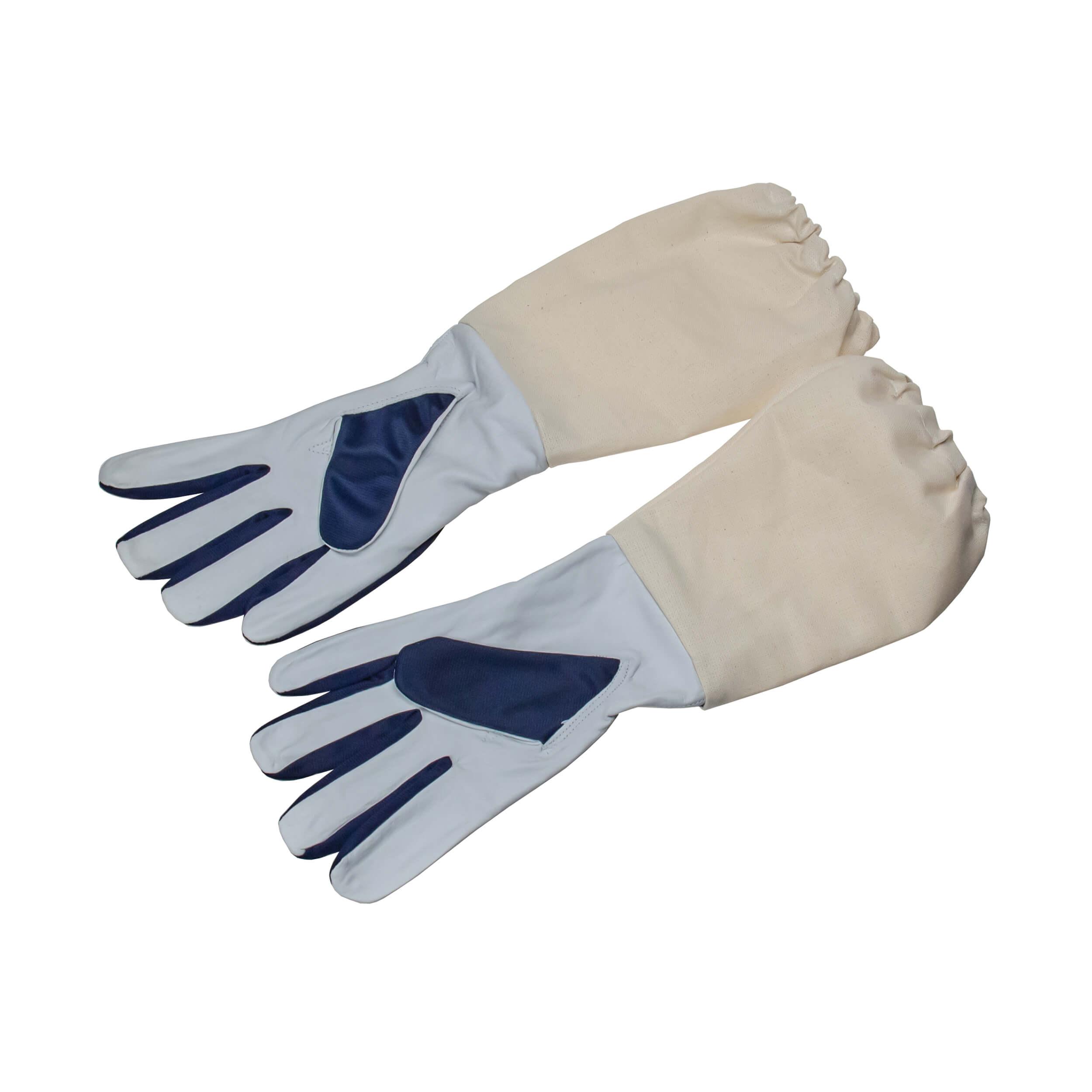 """Перчатки пчеловода """"Combined Gloves Long CE """" (10 размер, длинные) фото"""