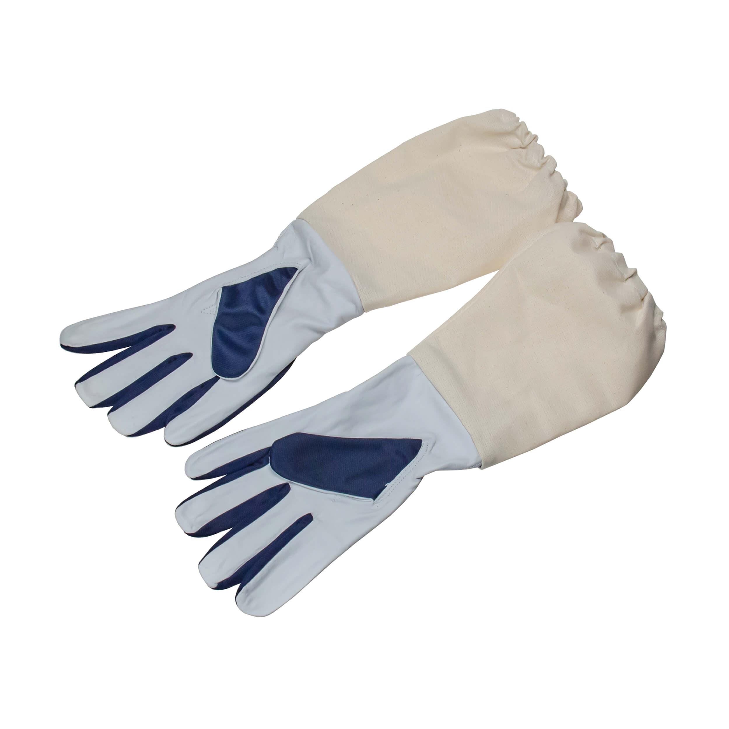 """Перчатки пчеловода """"Combined Gloves Long CE """" (11 размер, длинные) фото"""