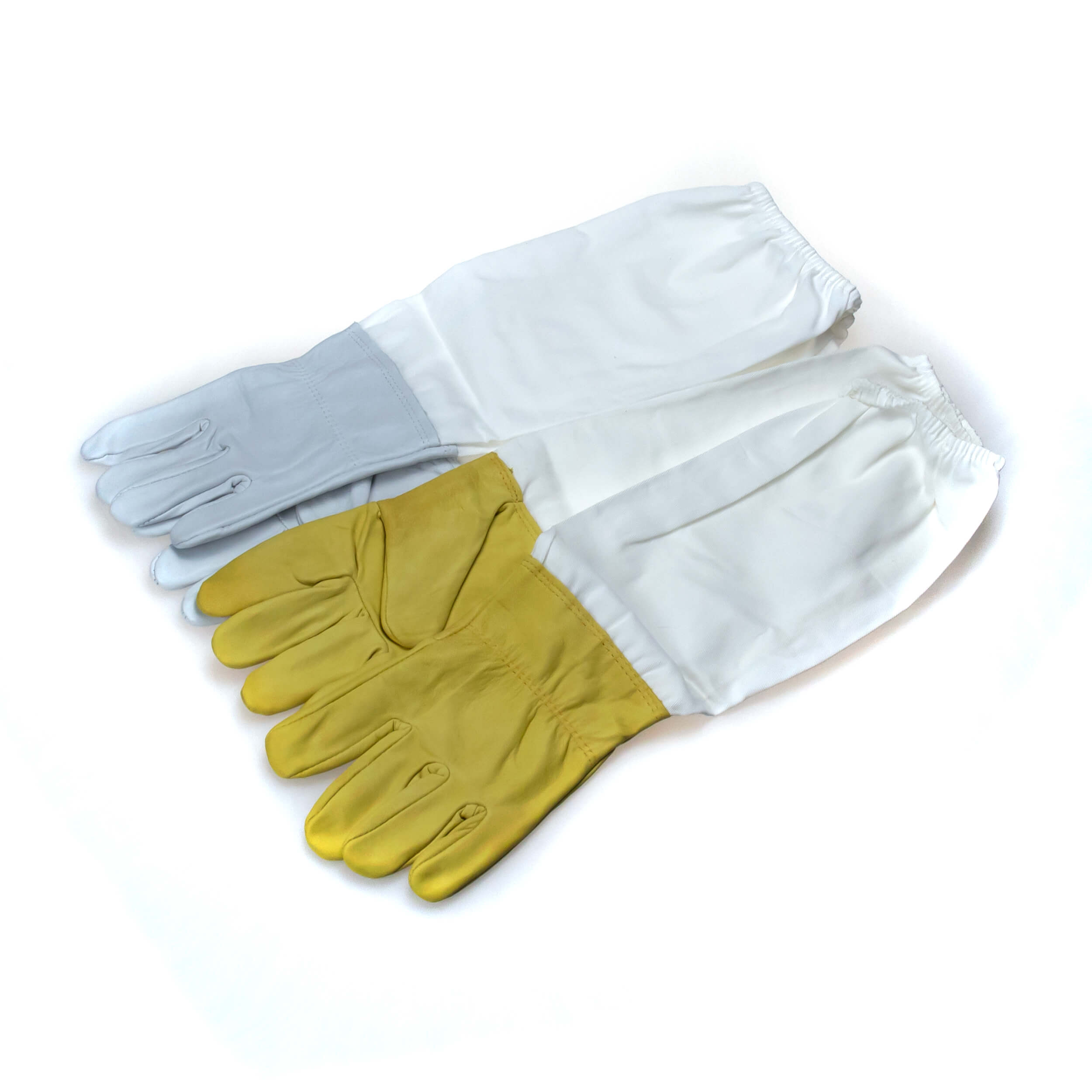 "Перчатки пчеловода ""Pro-leather-2"" (XL ~ 11 размер) фото"