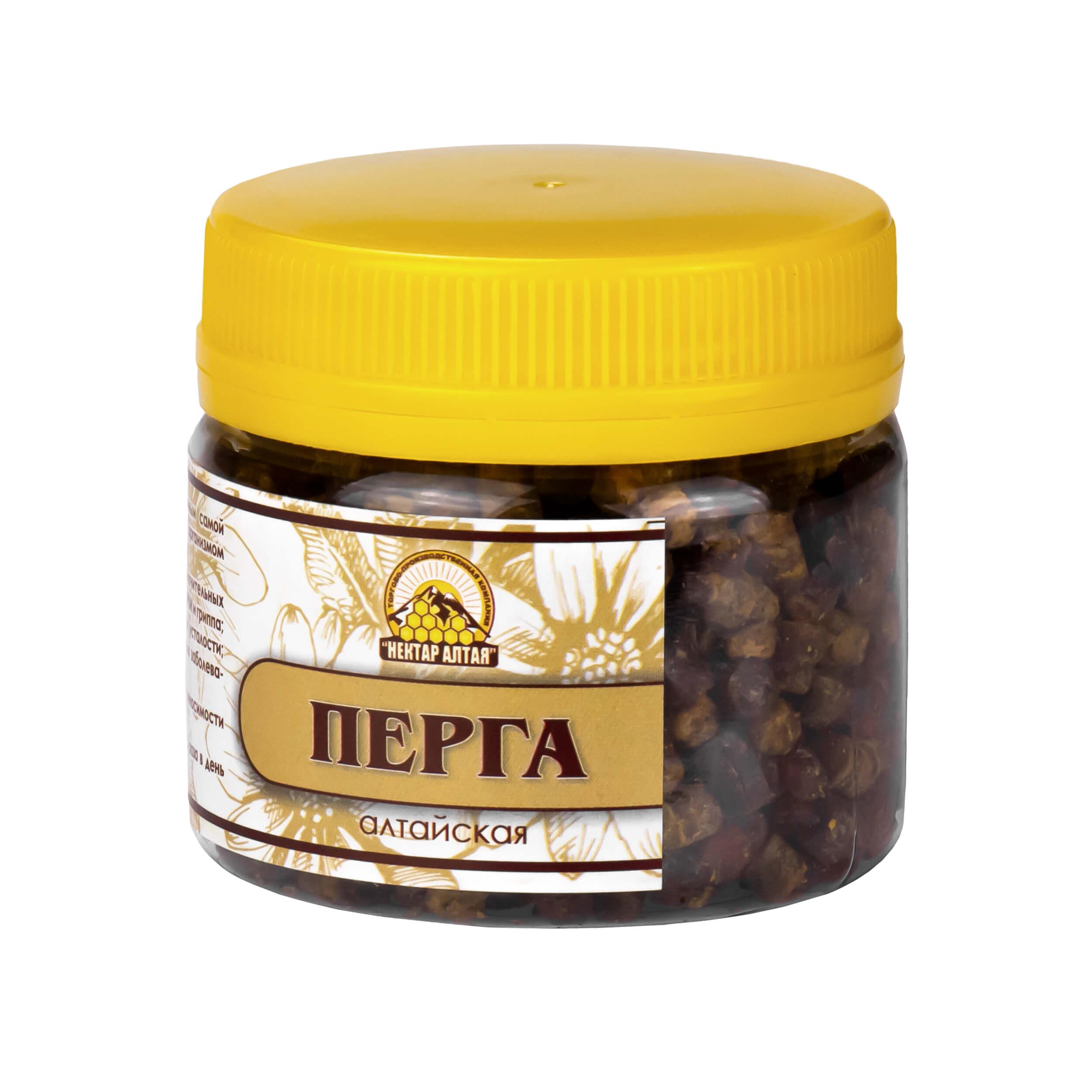 Перга пчелиная алтайская (100 грамм) фото