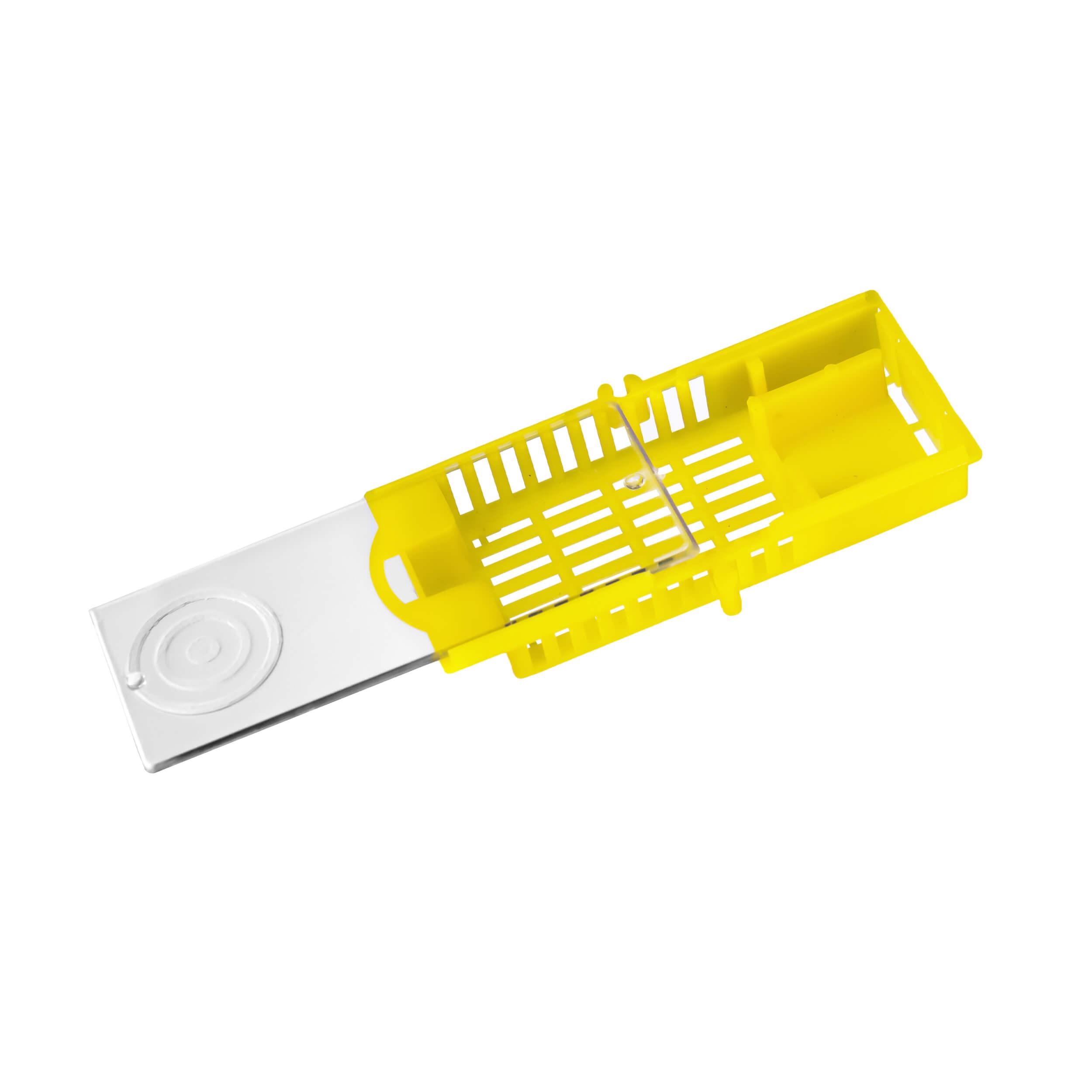 """Подарок: Клеточка для матки пластиковая """"EC-80"""" (5 штук) фото"""