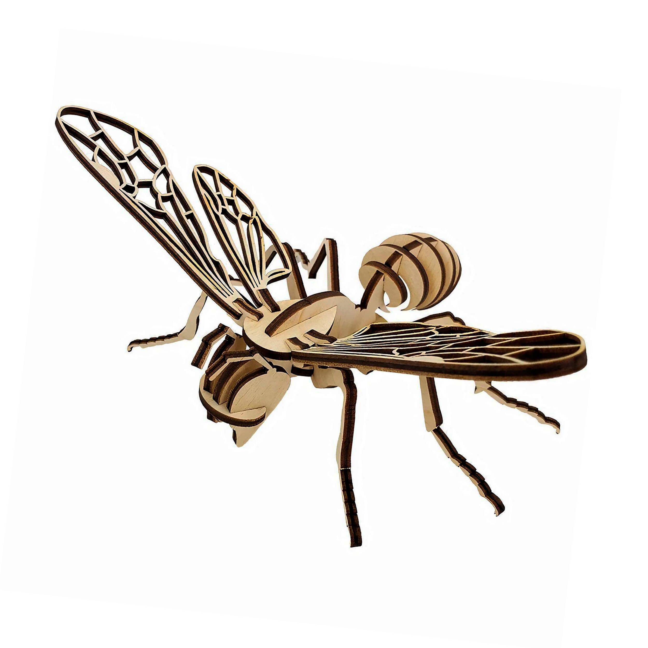 Пазл 3D Пчелка фото