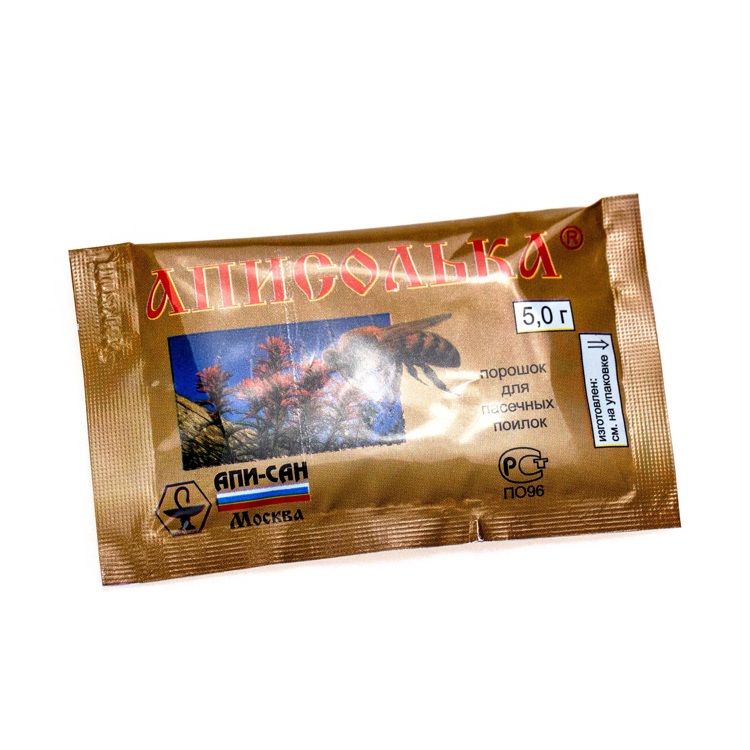 АпиСолька (Порошок, 5 гр) фото