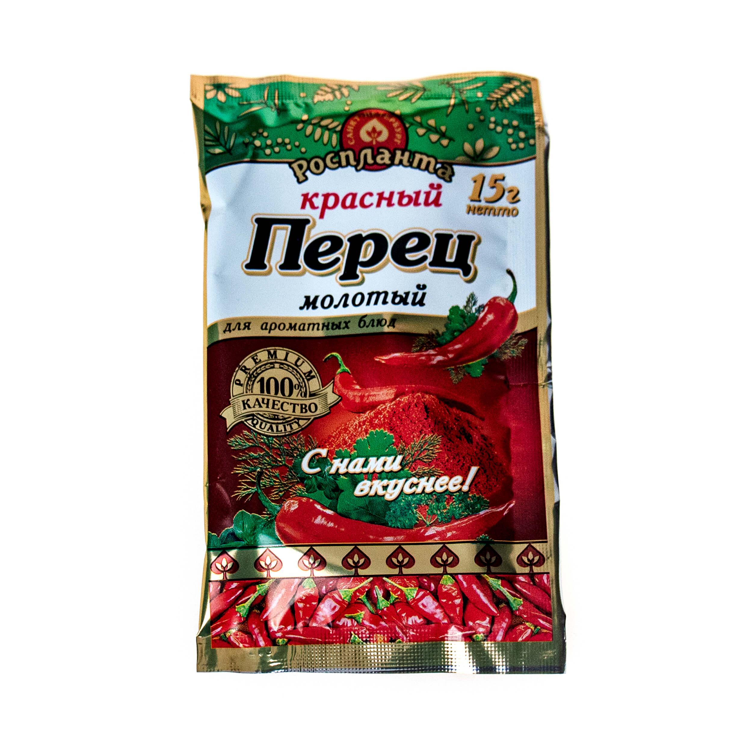 Красный перец молотый для пчел (15 гр) фото