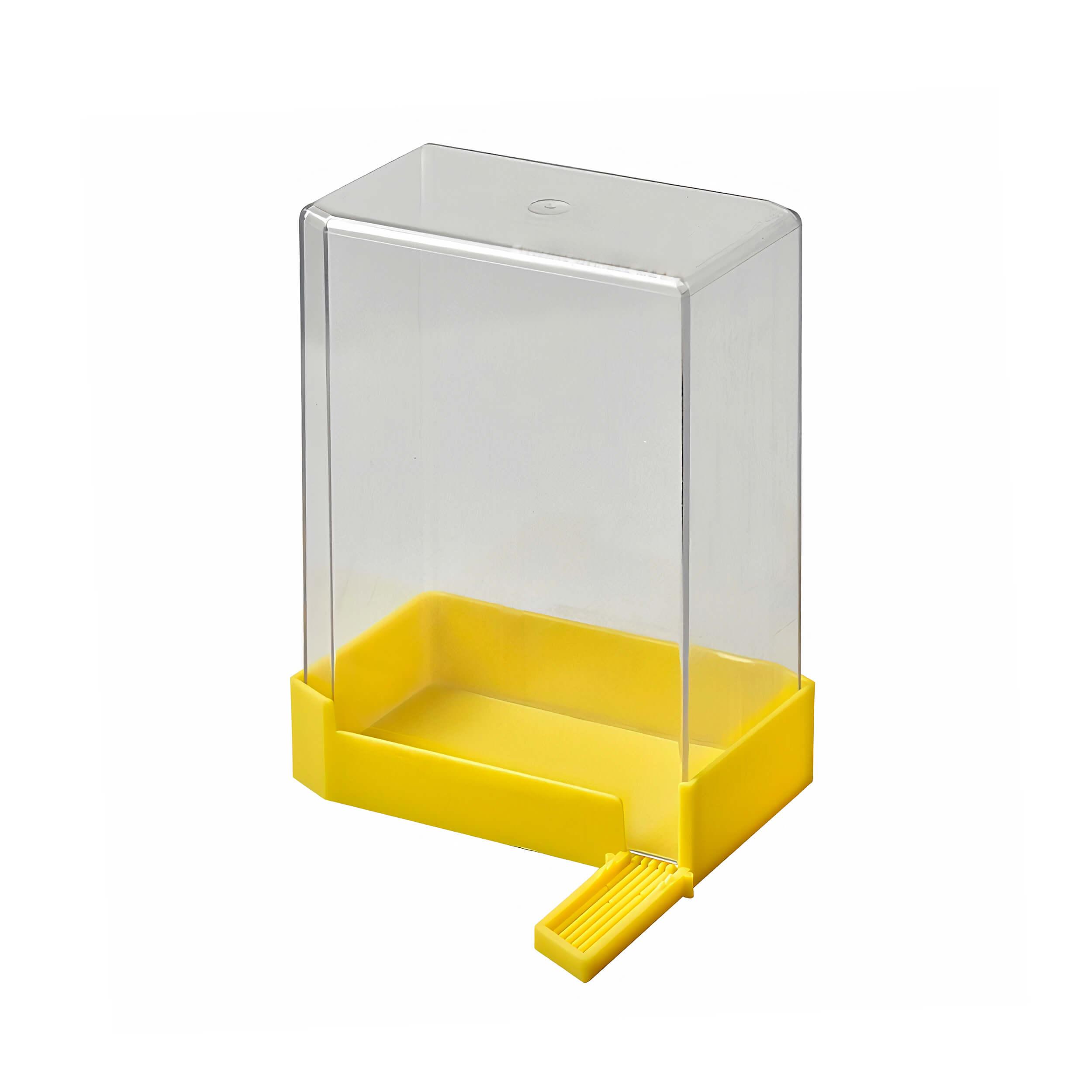 Поилка для пчел внутрилетковая пластиковая (1,5л) фото