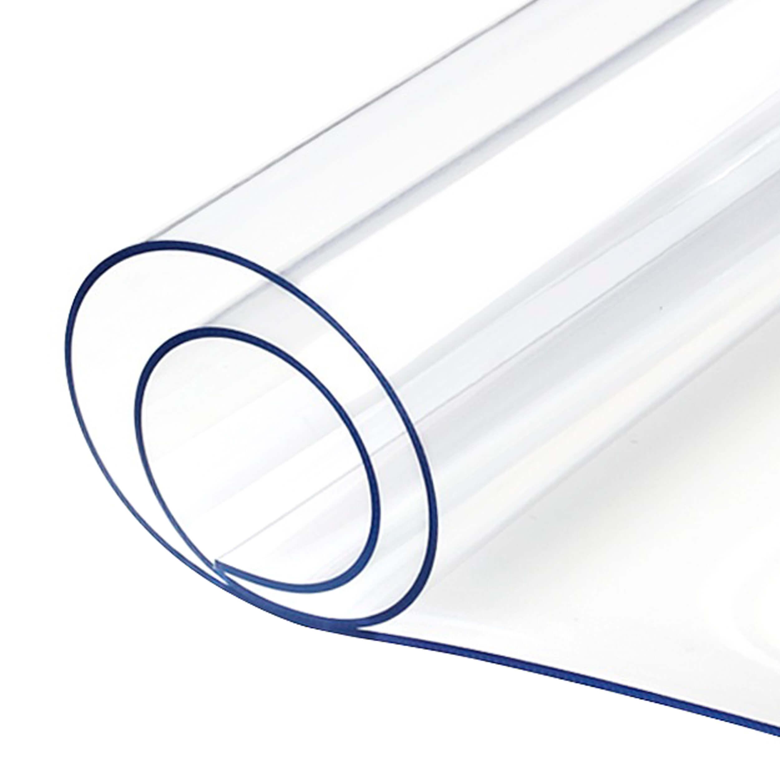 Положок-холстик ПВХ прозрачный (1,4х5 метров) фото