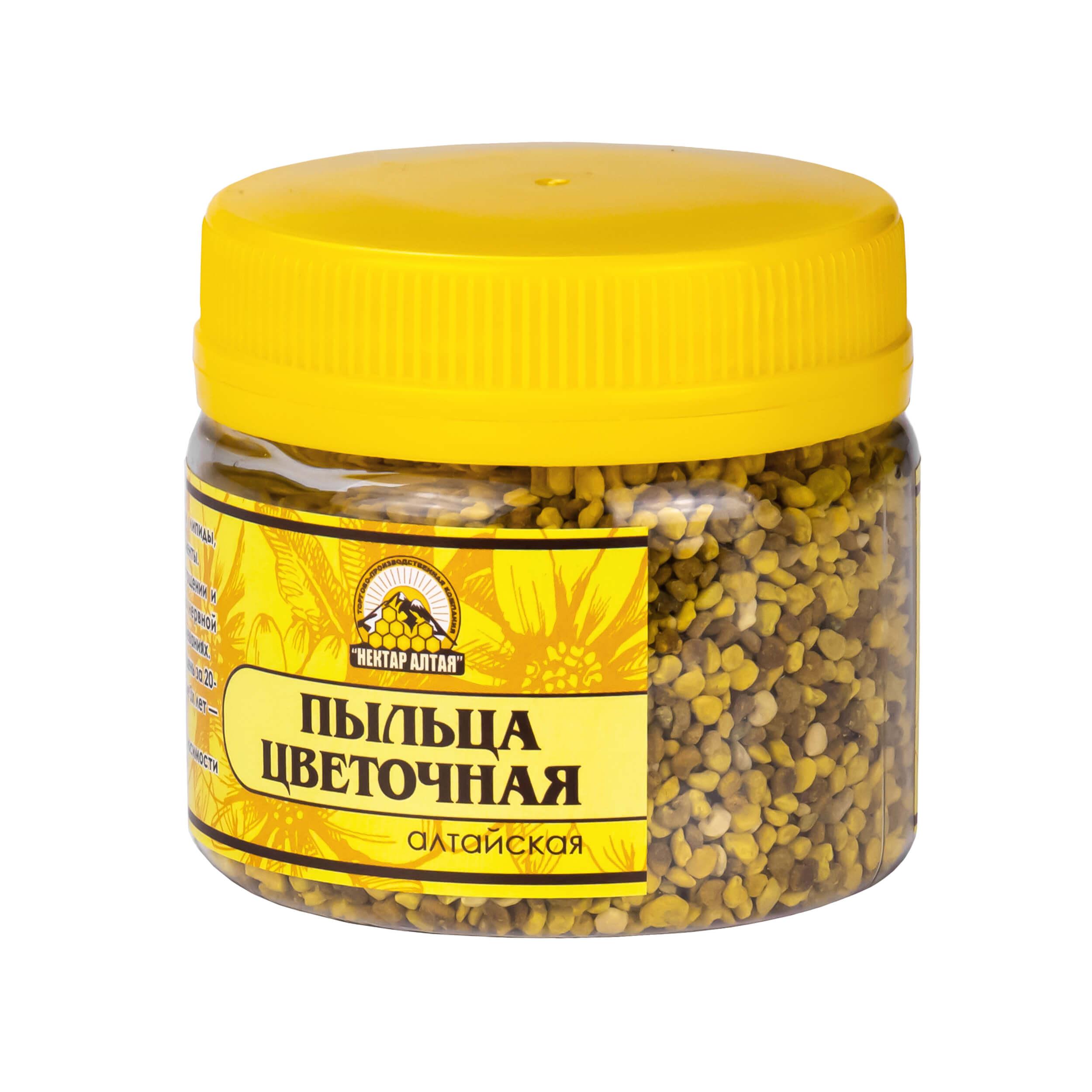 Пыльца цветочная алтайская (100 грамм) фото