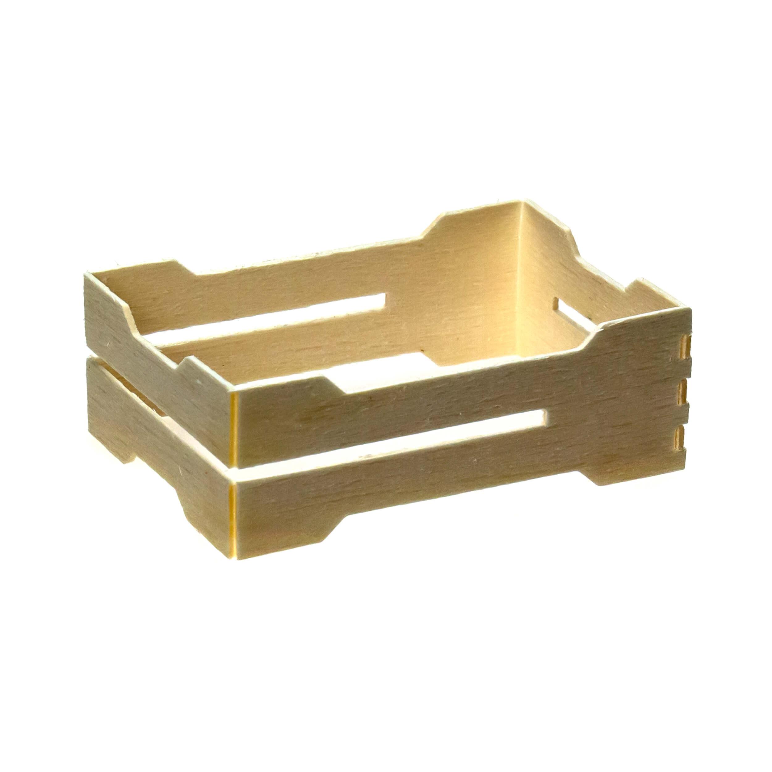 Мини рамка секционная для сотового меда (67х100х37 с универсальными пазами, дерево, упаковка 50 штук) фото