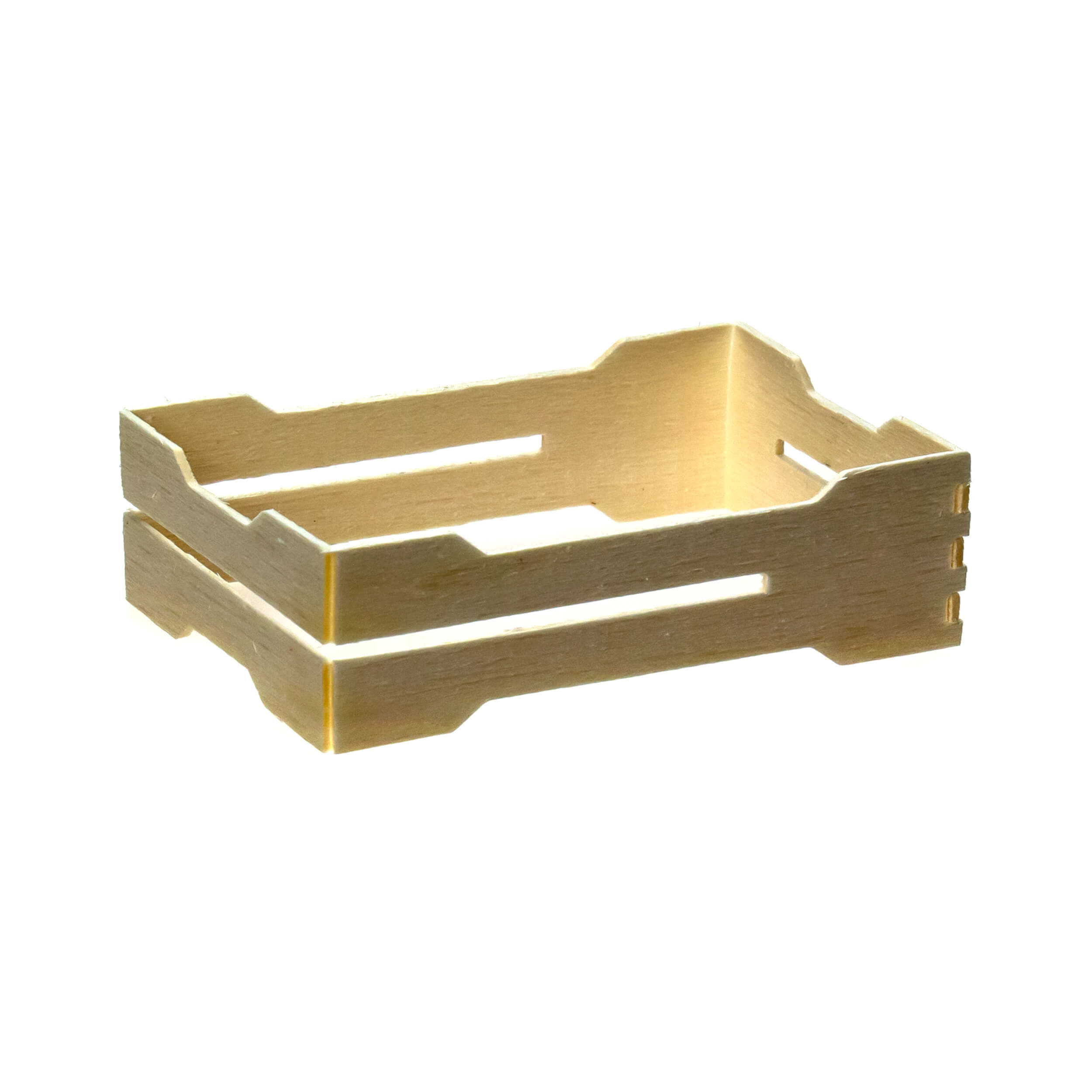 Мини рамка секционная для сотового меда (67х110х37 с универсальными пазами, дерево, упаковка 50 штук) фото
