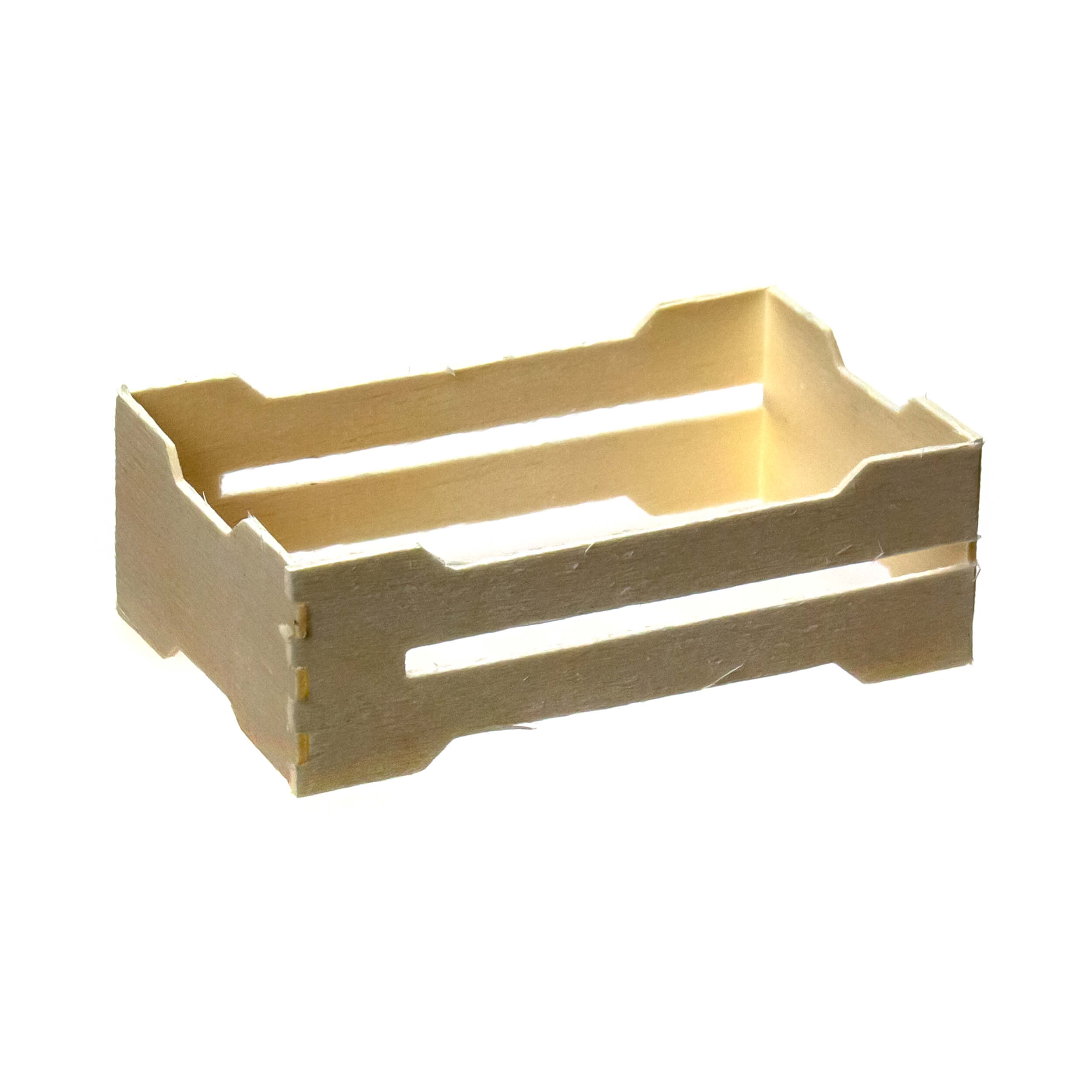 Мини рамка секционная для сотового меда (67х110х37 с боковыми пазами, дерево, упаковка 50 штук) фото