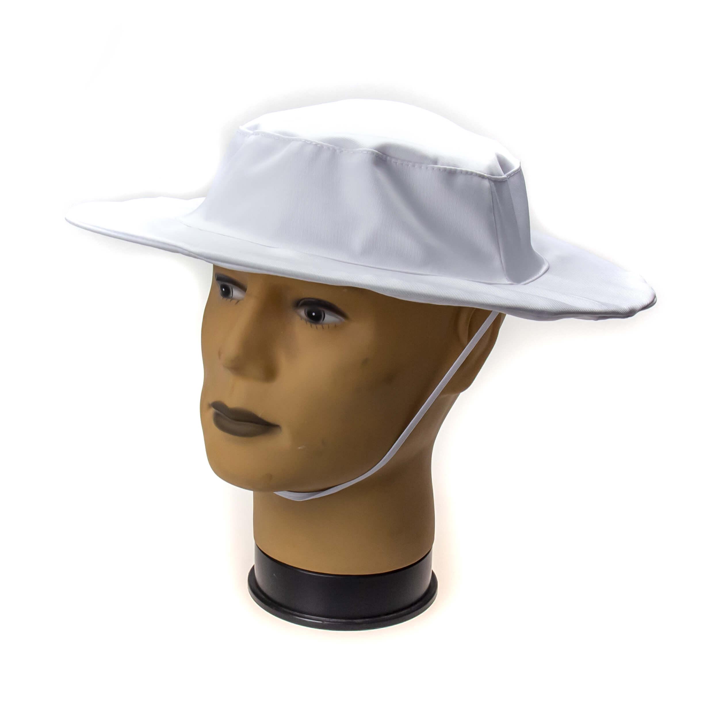 Шляпа пчеловода тканевая D-320 фото