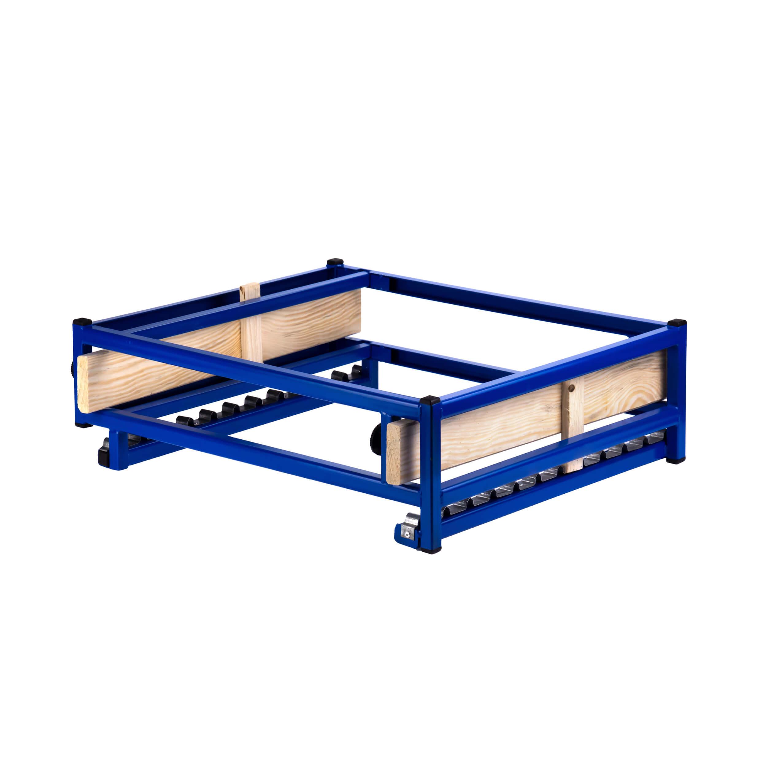 Кондуктор приспособление для сколачивания рамок (на 10 рамок) фото