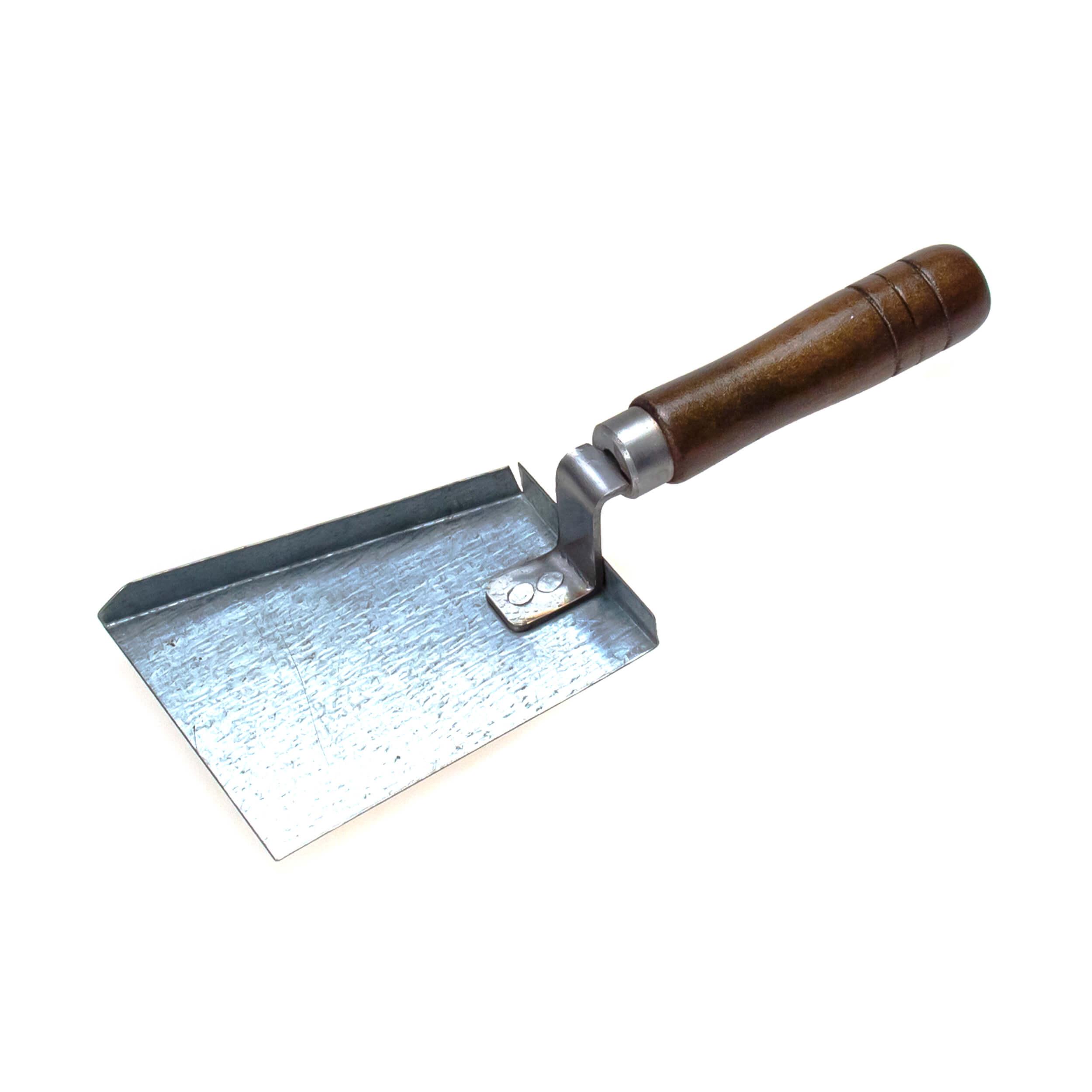 Скребок - лопатка PRO-Hi200S (оцинковка с деревянной ручкой) фото