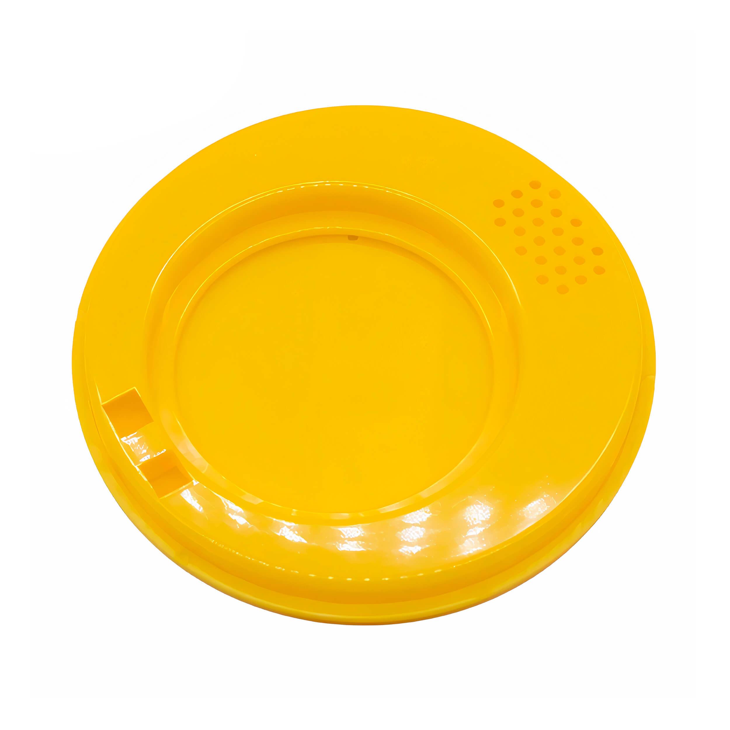 Пчелоудалитель 2-ходовой пластмассовый круглый (Польша) фото