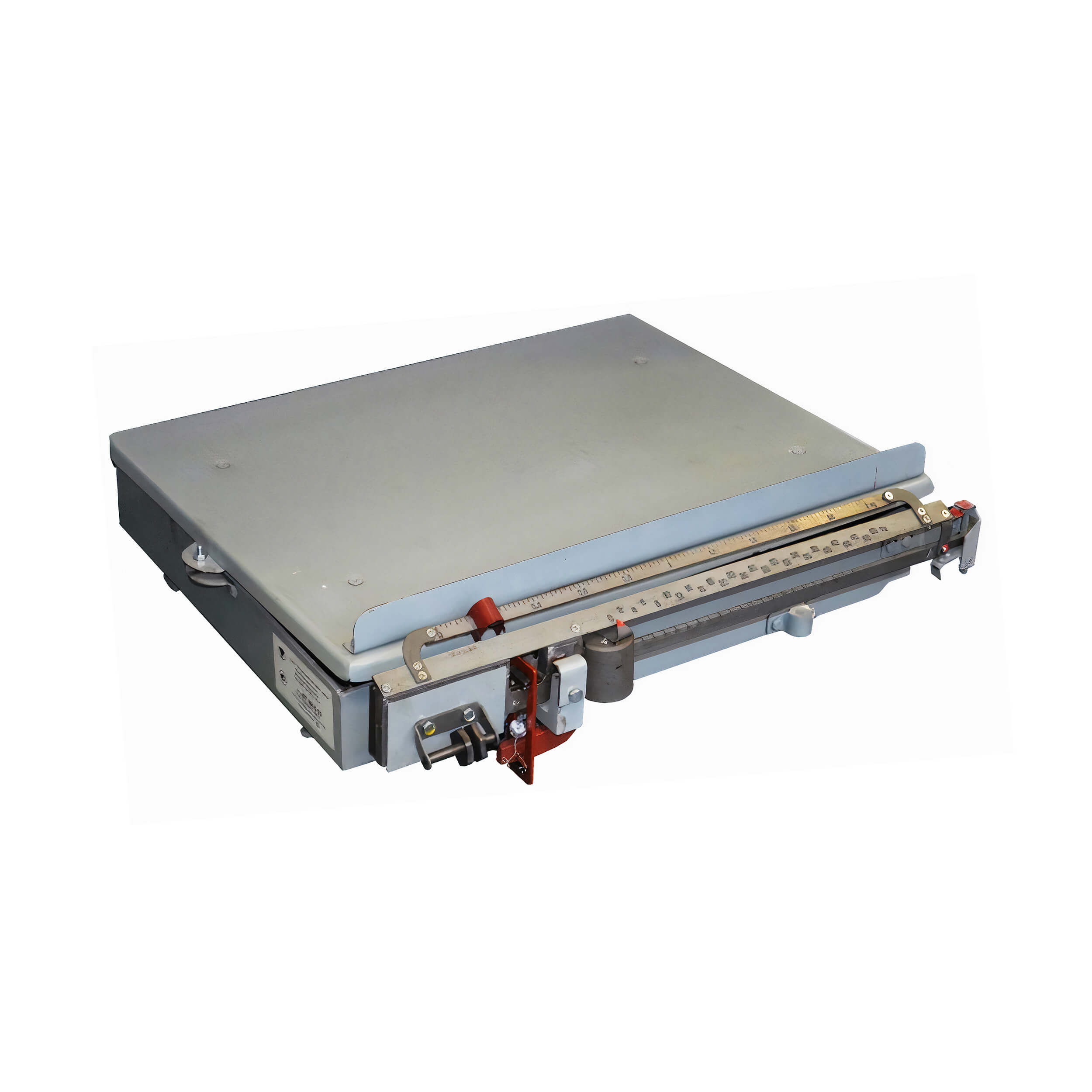 Весы контрольные для улья (до 100 кг, платформа 460х620 мм) фото