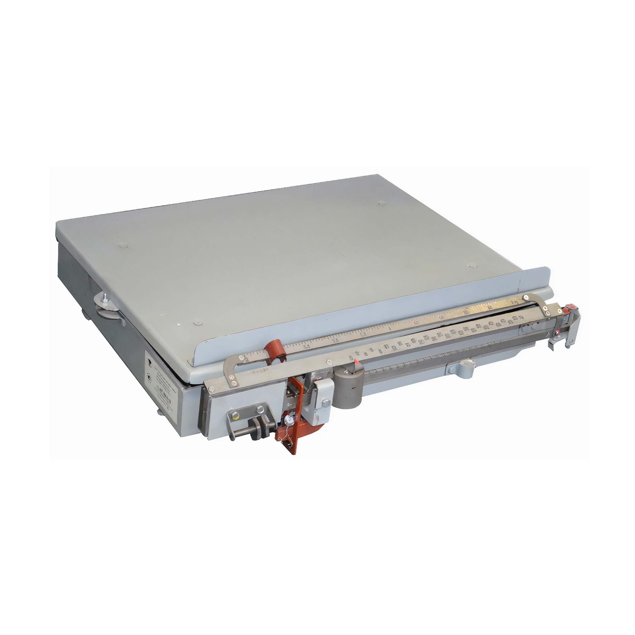 Весы контрольные для улья (до 200 кг, платформа 460х620 мм) фото