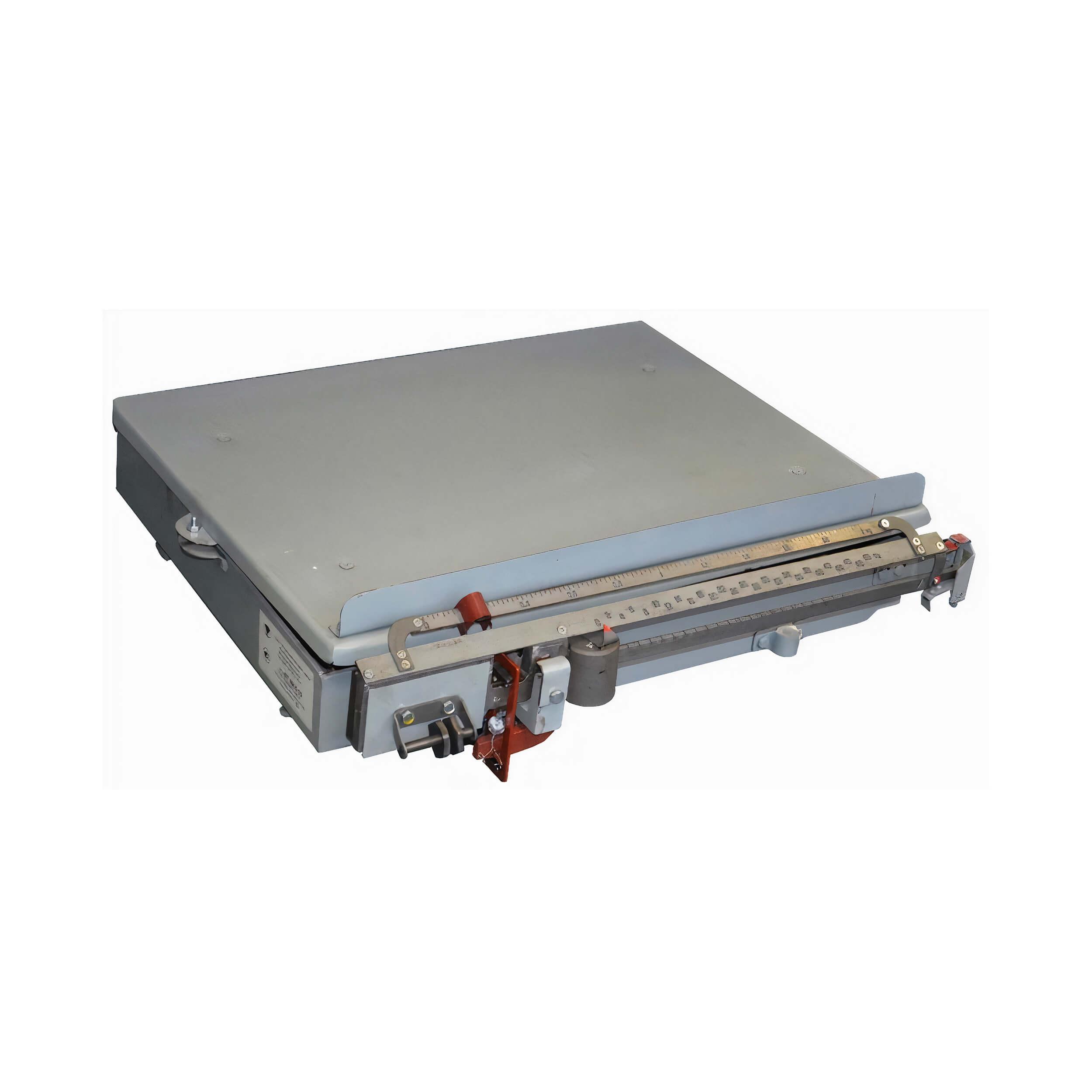 Весы контрольные для улья (до 100 кг, нержавейка платформа 610х620 мм) фото