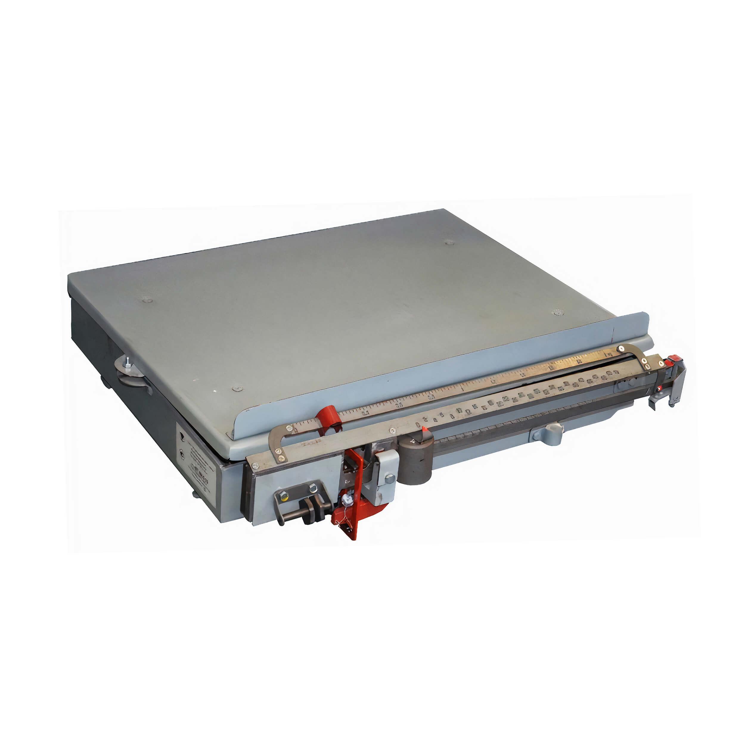 Весы контрольные для улья (до 200 кг, нержавейка платформа 610х620 мм) фото