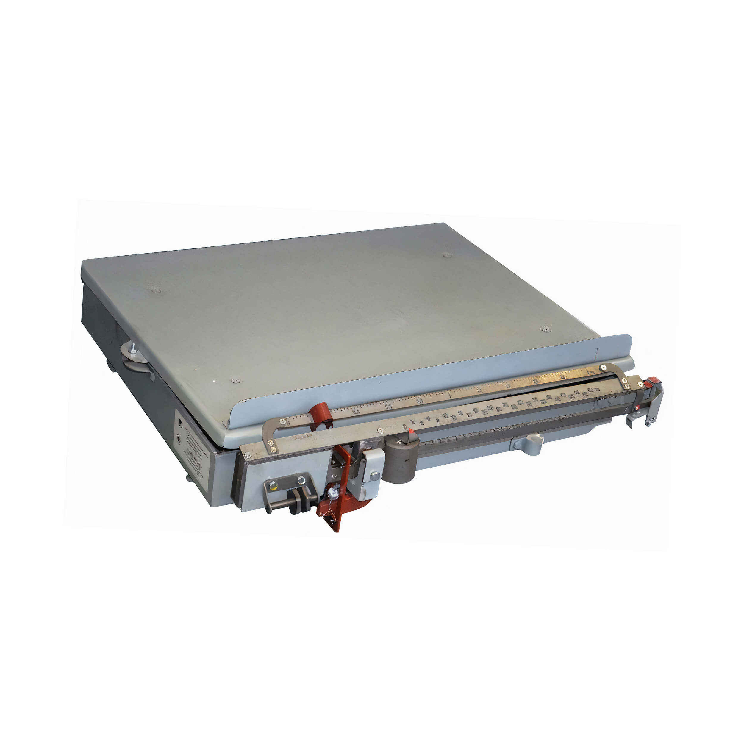 Весы контрольные для улья (до 100 кг, платформа 610х620 мм) фото