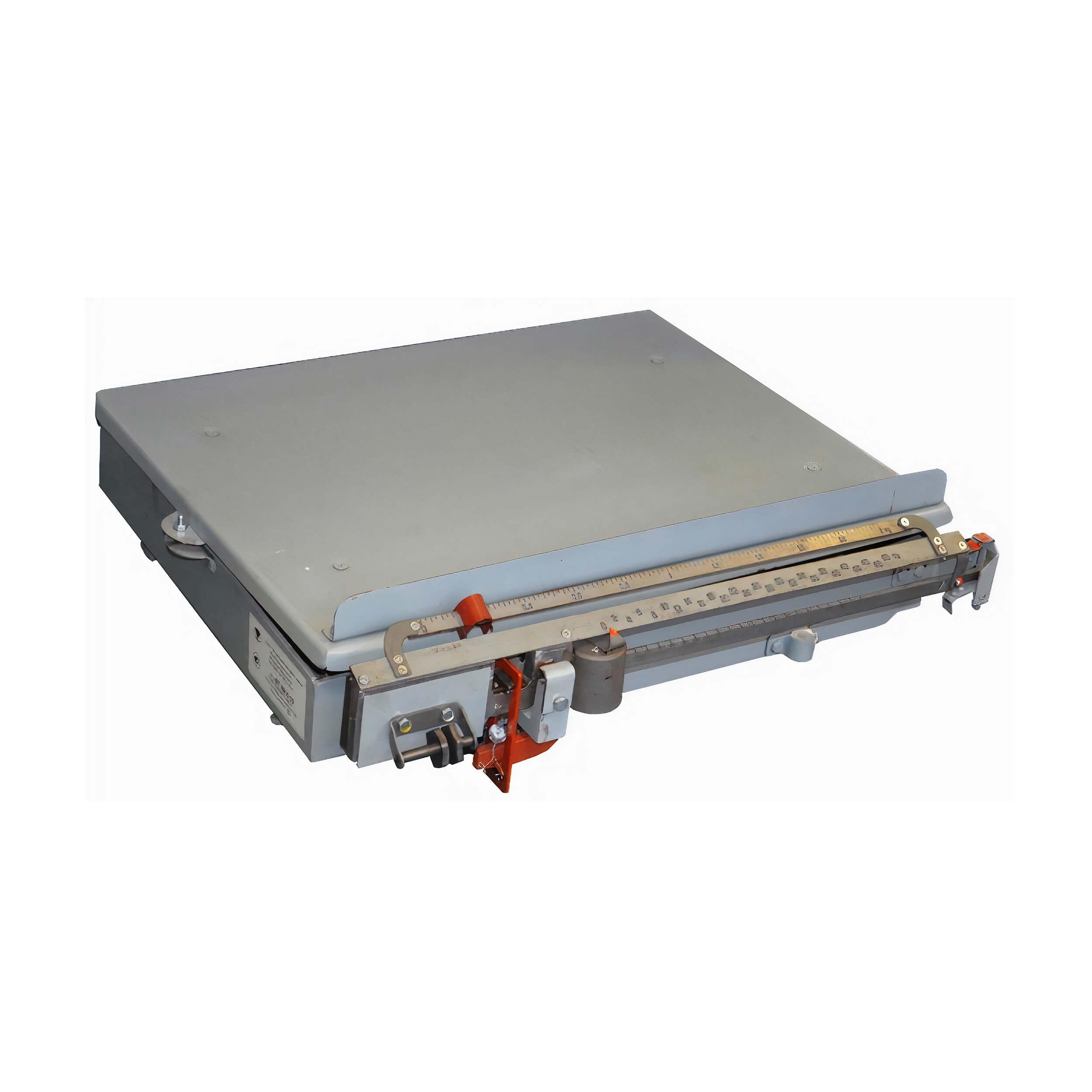 Весы контрольные для улья (до 200 кг, платформа 610х620 мм) фото