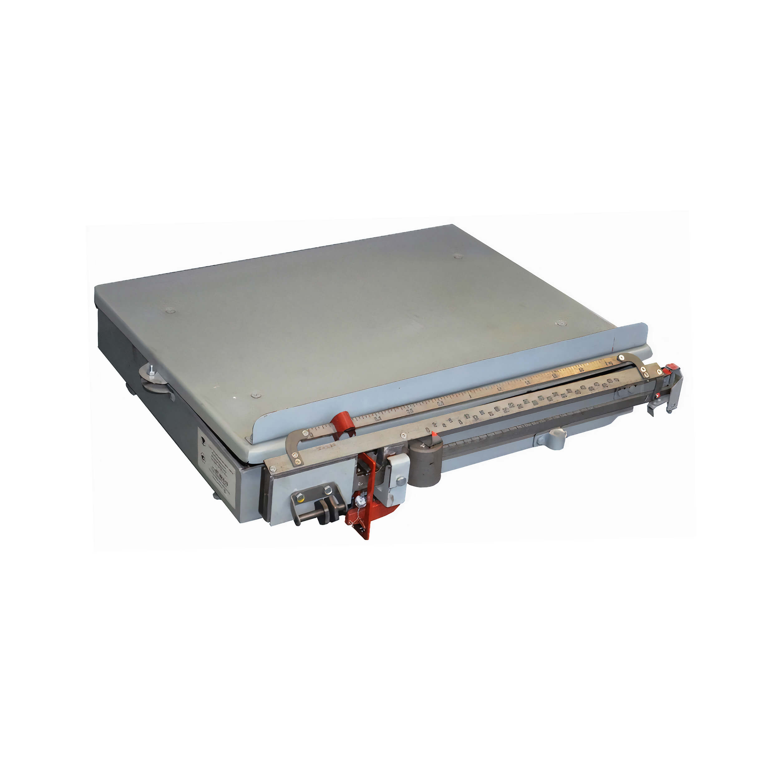 Весы контрольные для улья (до 200 кг, нержавейка платформа 460х620 мм) фото
