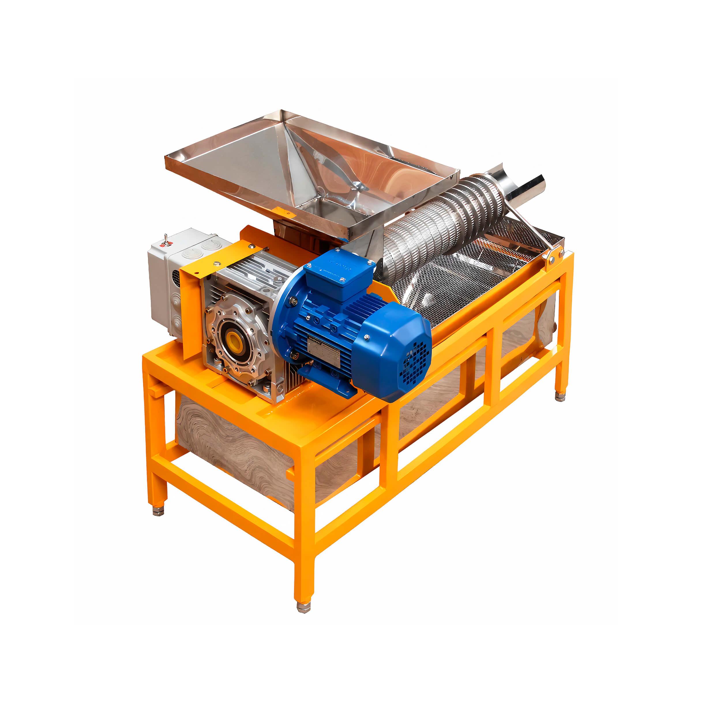 Пресс для отжима забруса (200 кг/ч, от сети 220В) фото