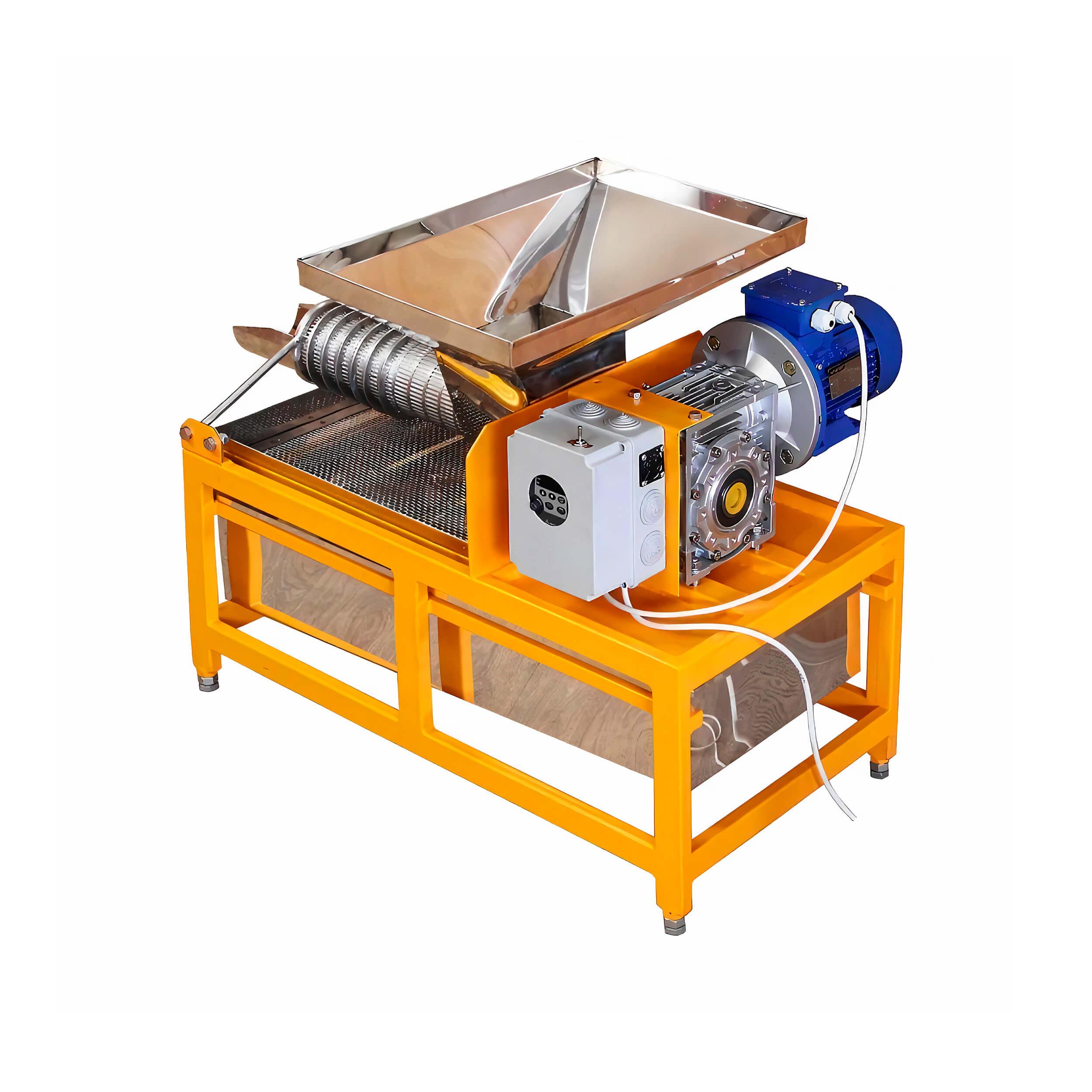 Пресс для отжима забруса (100 кг/ч, от сети 220В) фото