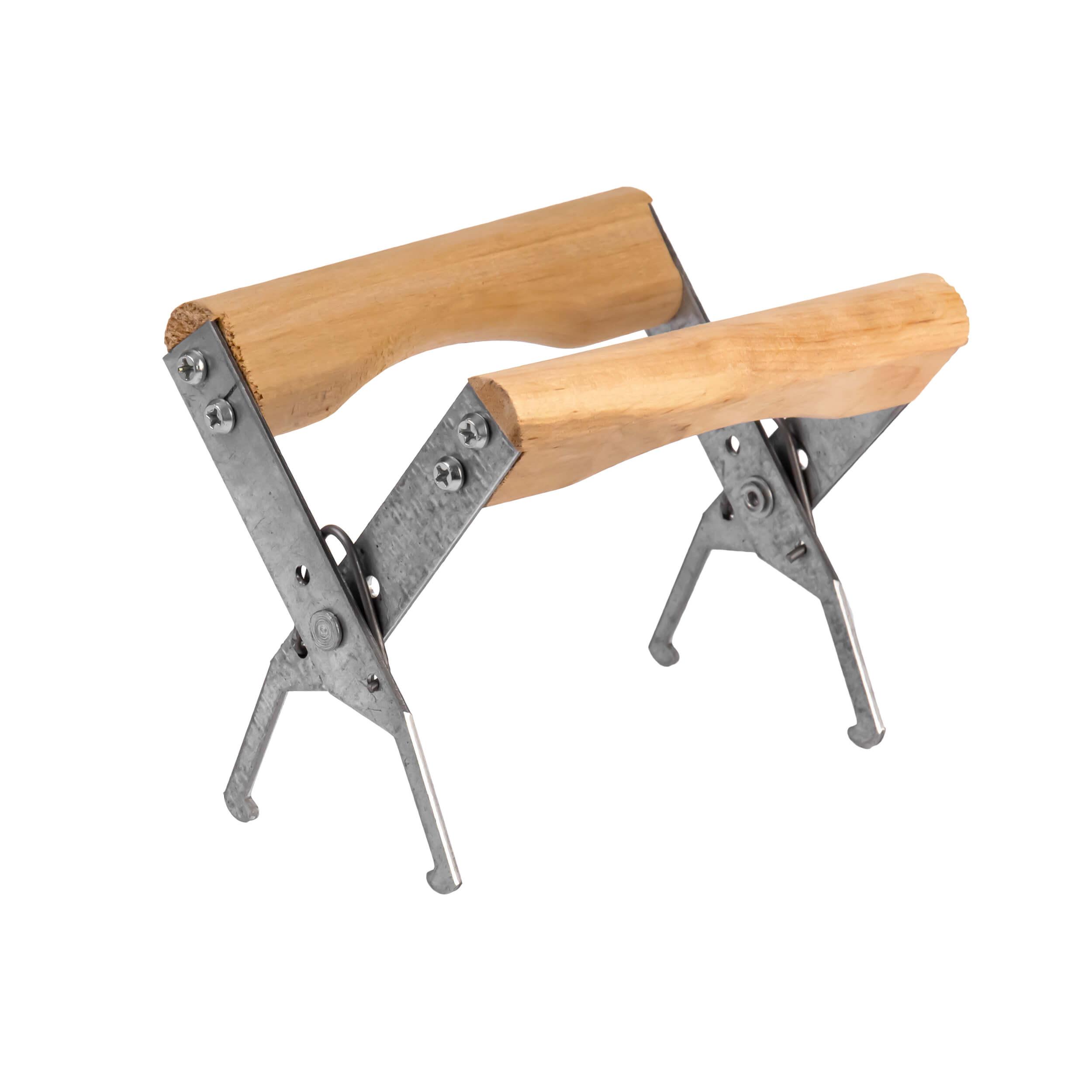 Захват для рамок с деревянными ручками фото