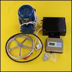 Электро привод для медогонки ПЭМ-180В (220V) фото