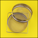 Фильтр для меда (D-250 мм, нержавейка) фото