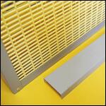 "Изолятор для пчелиных маток на 1-рамку ""Рута"" решетка - пластик, корпус - оцинковка фото"
